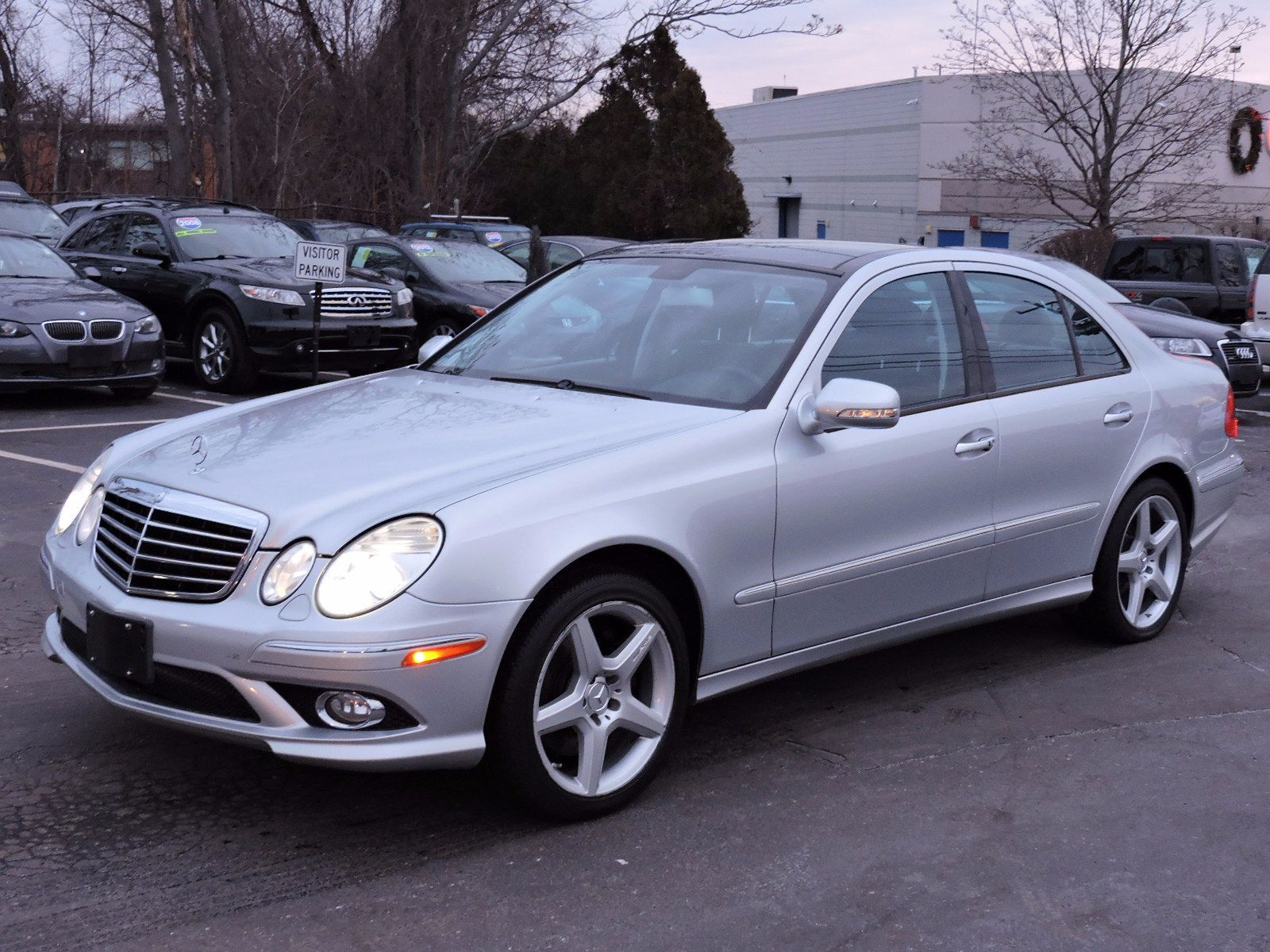 used 2009 mercedes benz e550 sport 5 5l at auto house usa