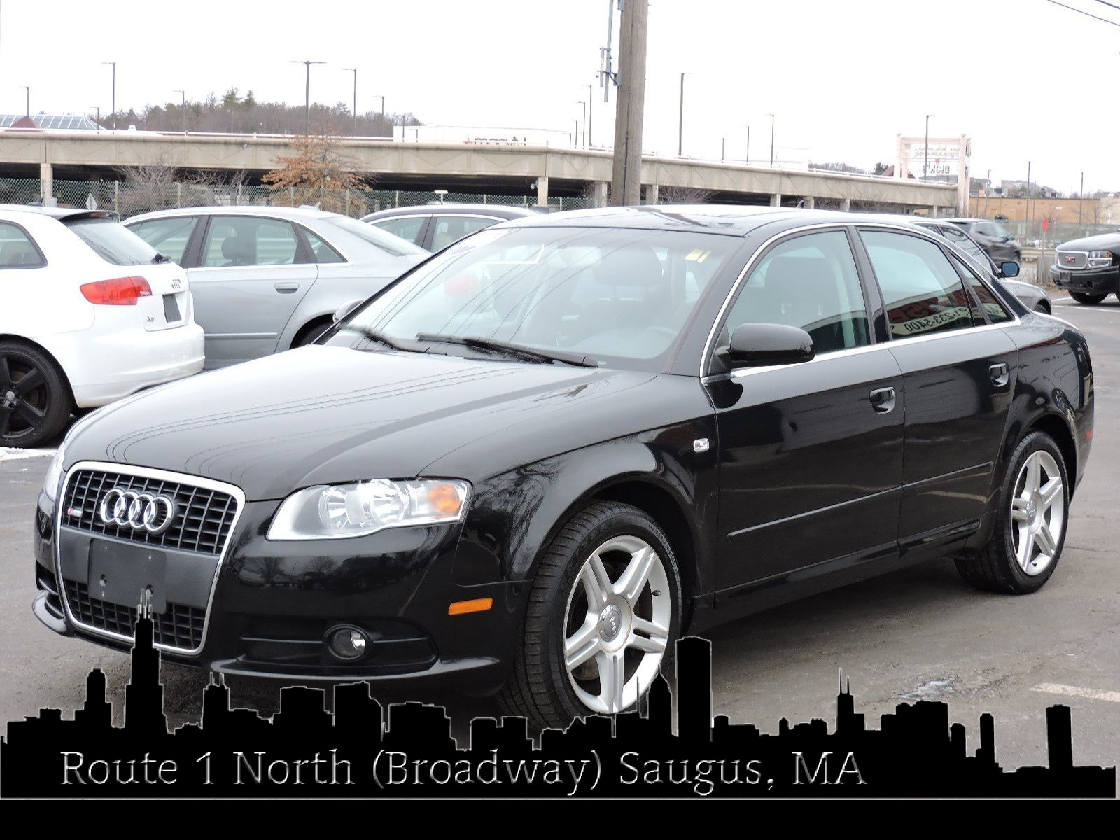 Audi A4 2.0T >> Used 2008 Audi A4 SE 2.0T at Auto House USA Saugus
