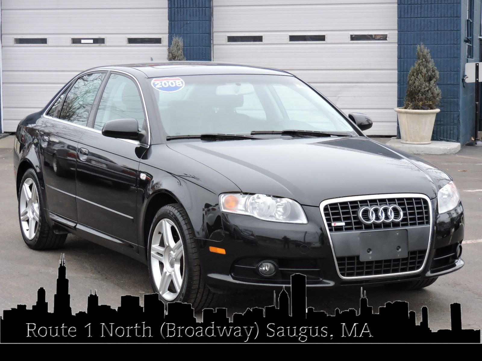 used 2008 audi a4 se 2 0t at auto house usa saugus. Black Bedroom Furniture Sets. Home Design Ideas