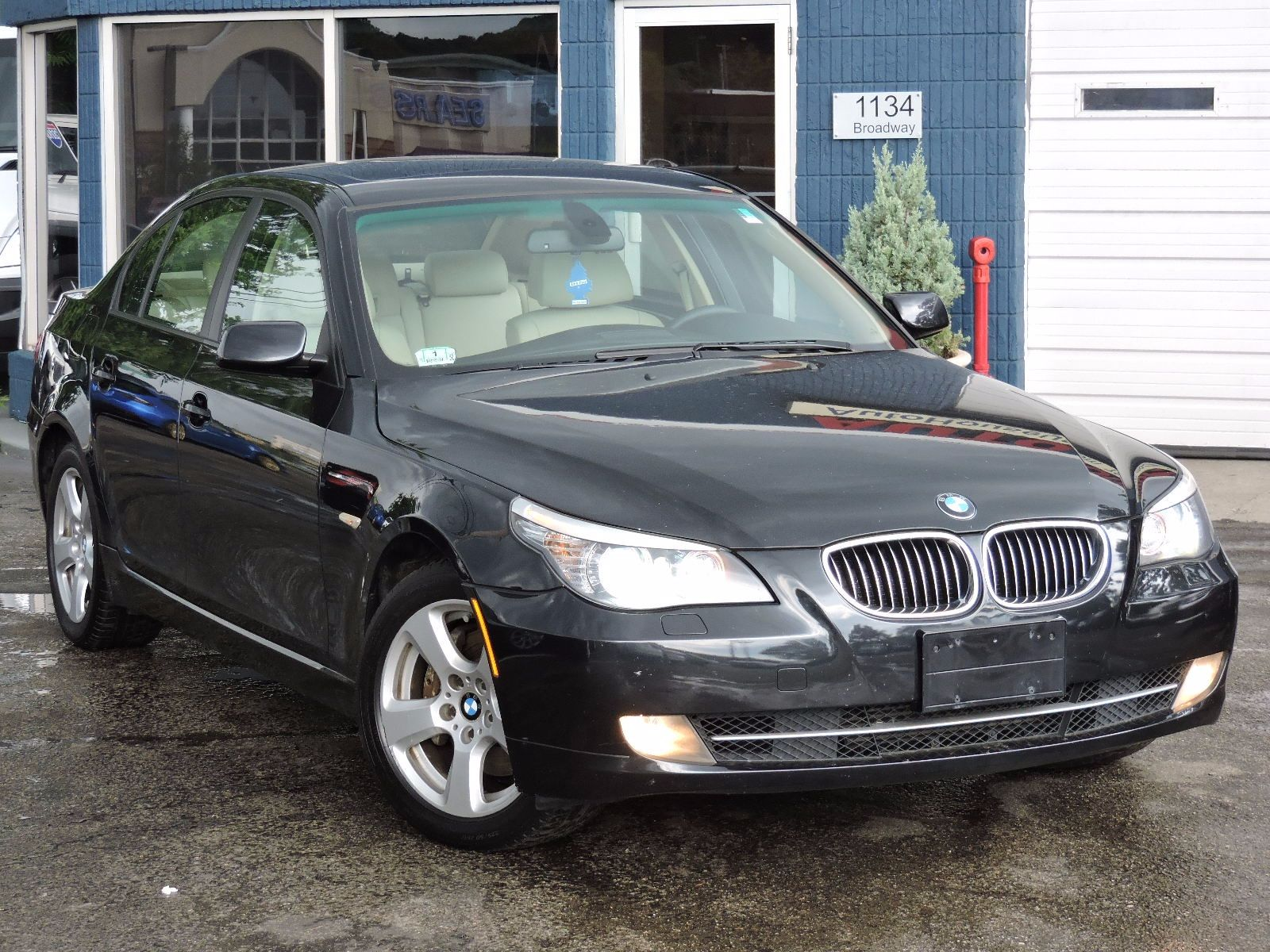 2008 bmw 535xi xdrive all wheel drive navigation sport package