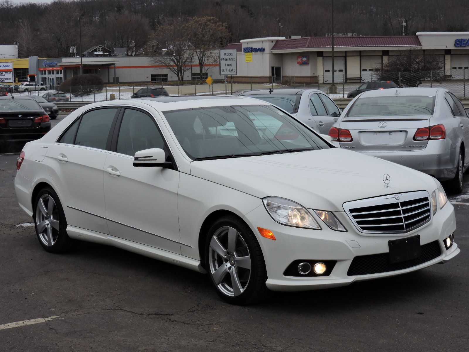 Used 2010 mercedes benz e350 e350 luxury at auto house usa for Mercedes benz luxury