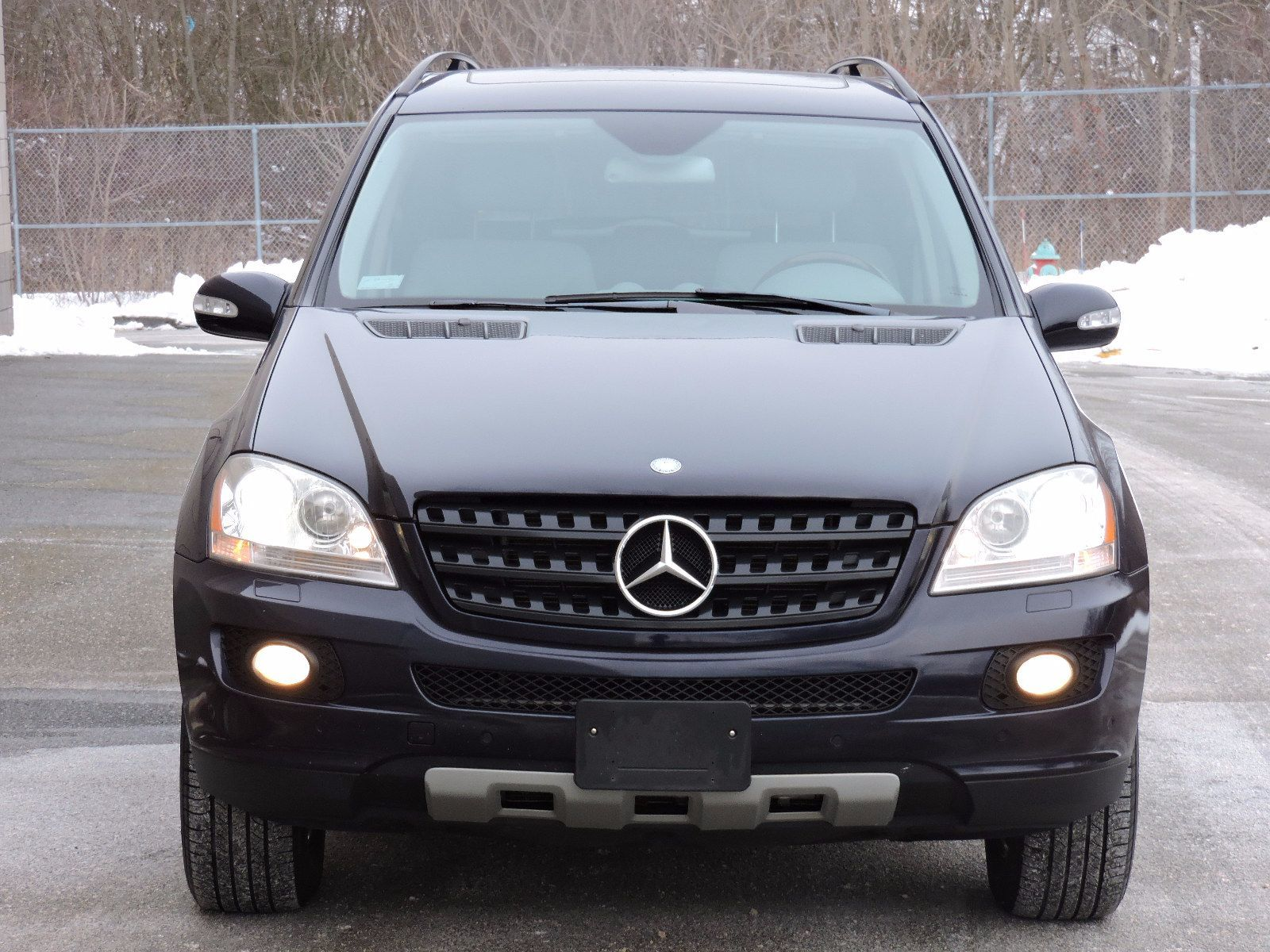 Used 2006 Mercedes Benz Ml350 3 5l At Auto House Usa Saugus