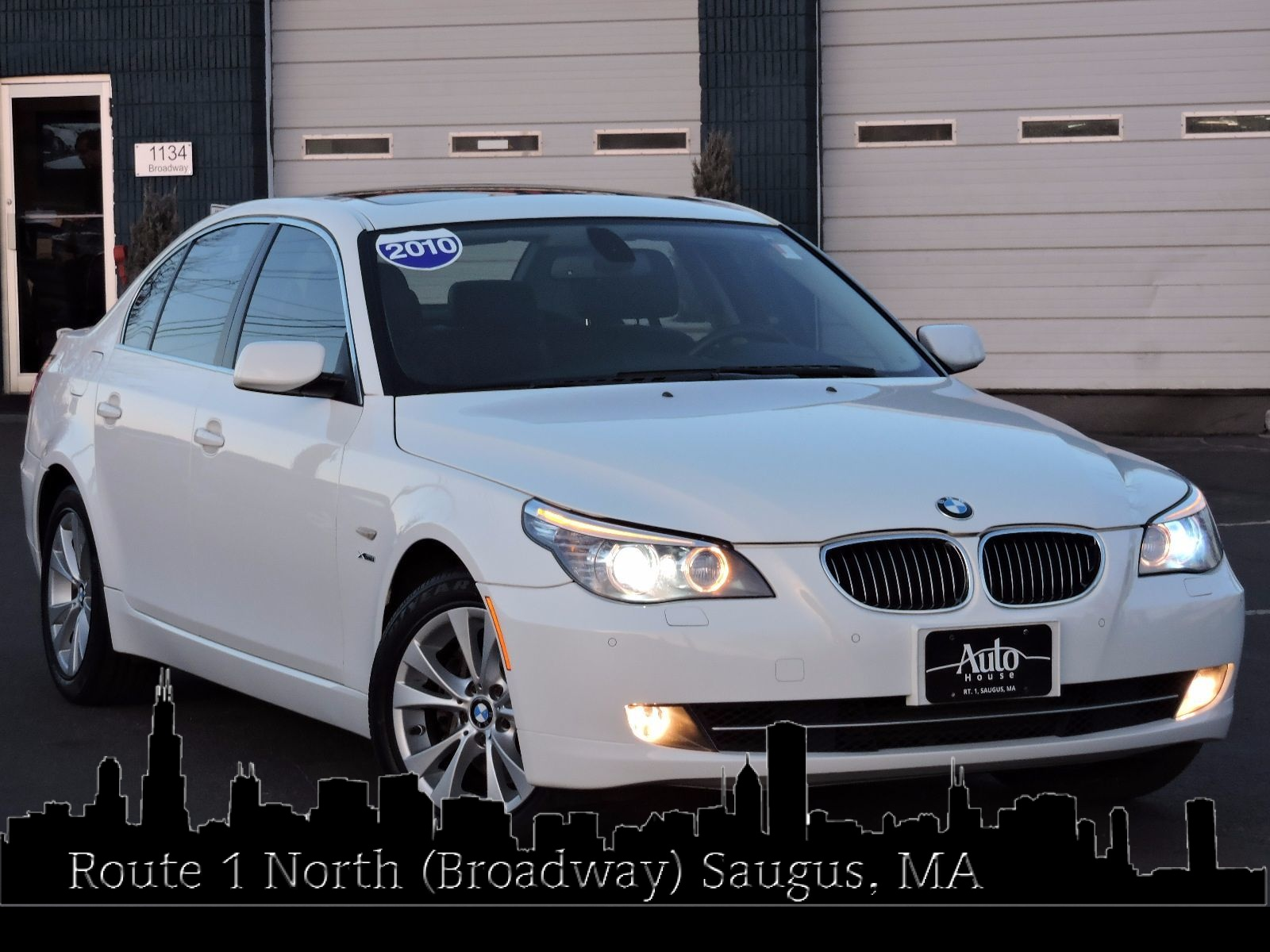 Used BMW I XDrive TypeS At Auto House USA Saugus - 2010 bmw 535i