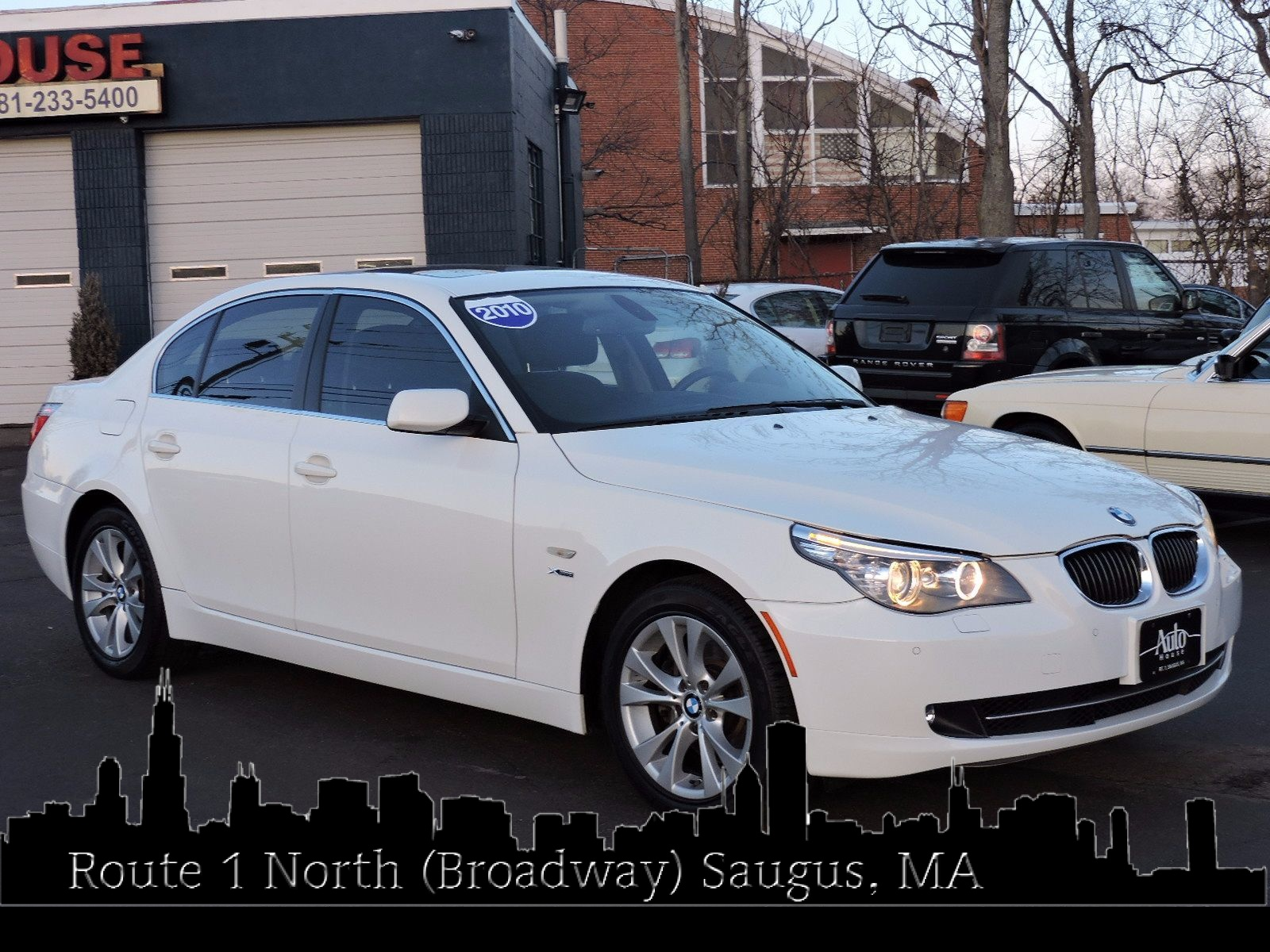 Used BMW I XDrive LXP At Auto House USA Saugus - 2010 bmw 535i