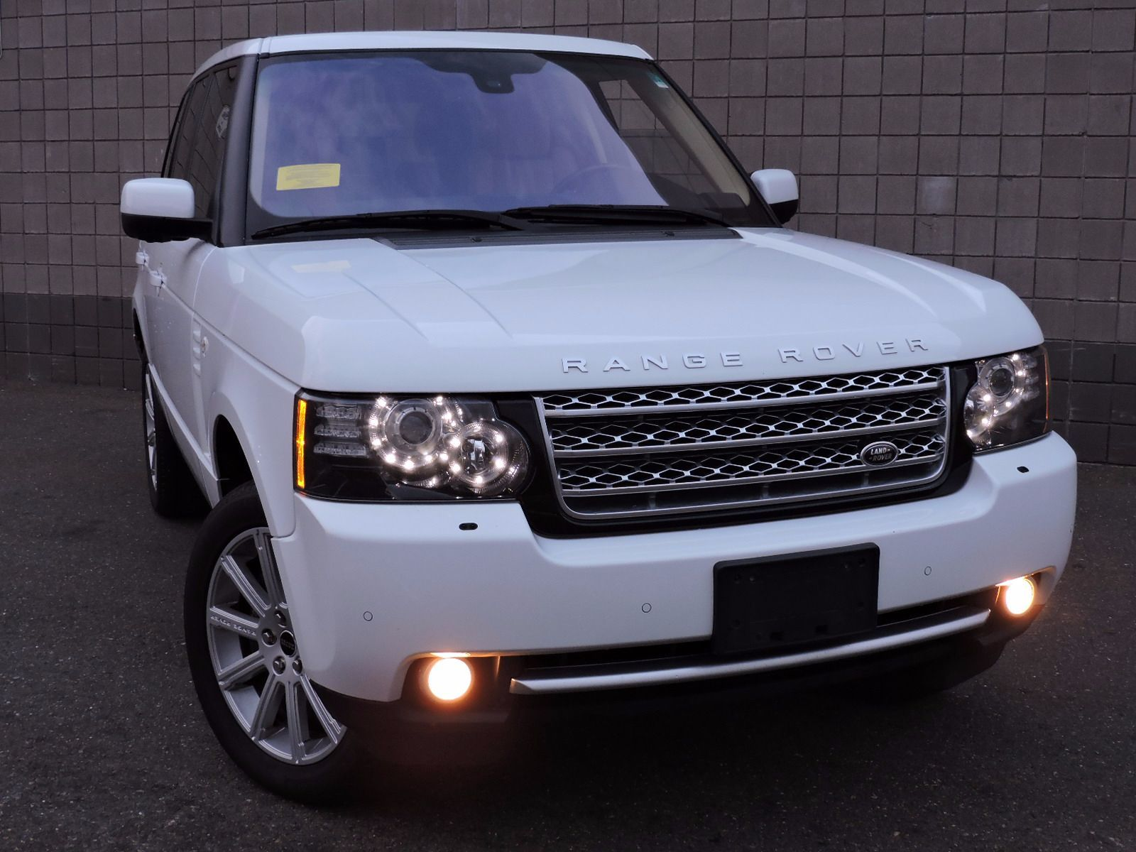 Used 2012 Land Rover Range Rover SC at Auto House USA Saugus