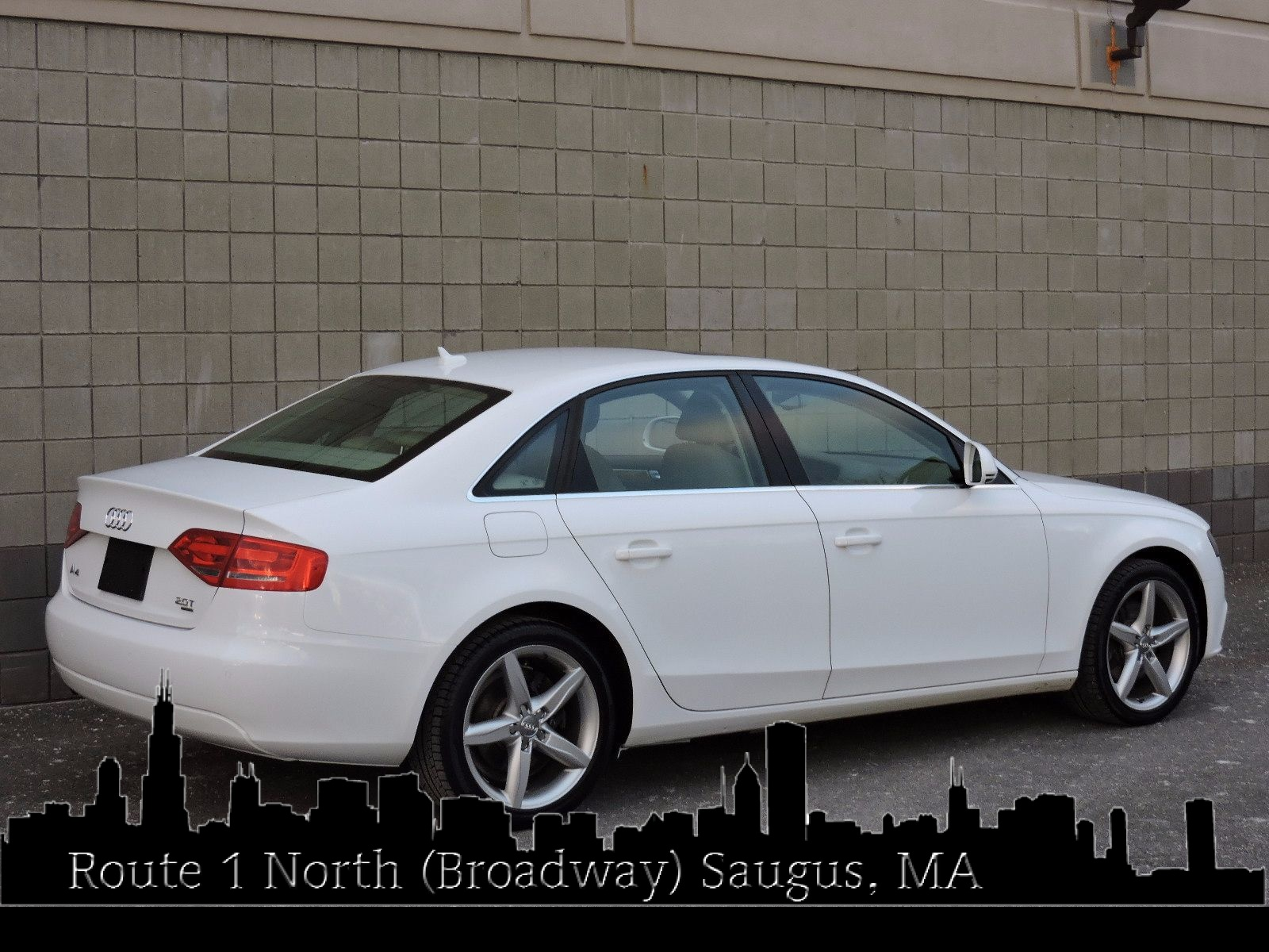 Audi A4 2.0 T >> Used 2009 Audi A4 2 0t Prestige At Auto House Usa Saugus