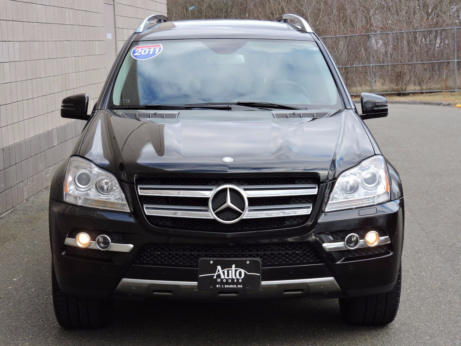 Used 2011 mercedes benz gl450 at auto house usa saugus for Used mercedes benz gl450