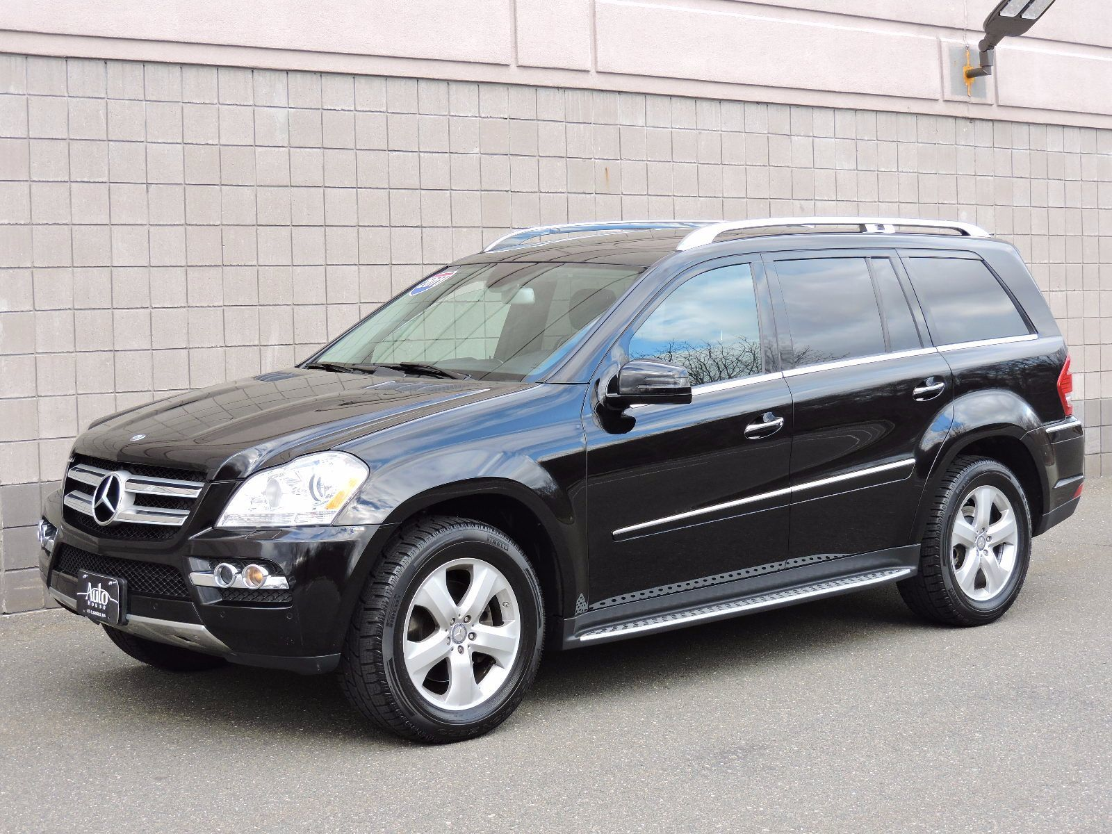 Used 2011 mercedes benz gl450 hse at auto house usa saugus for Used mercedes benz gl450