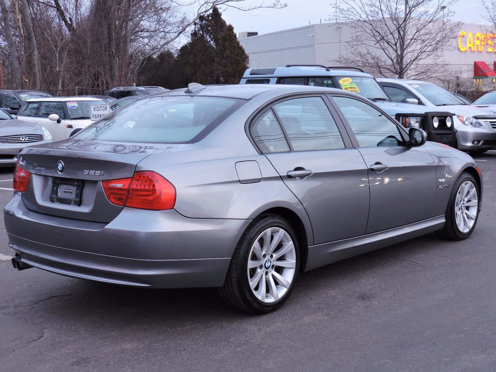 used 2011 bmw 328i xdrive 2 0t at auto house usa saugus. Black Bedroom Furniture Sets. Home Design Ideas