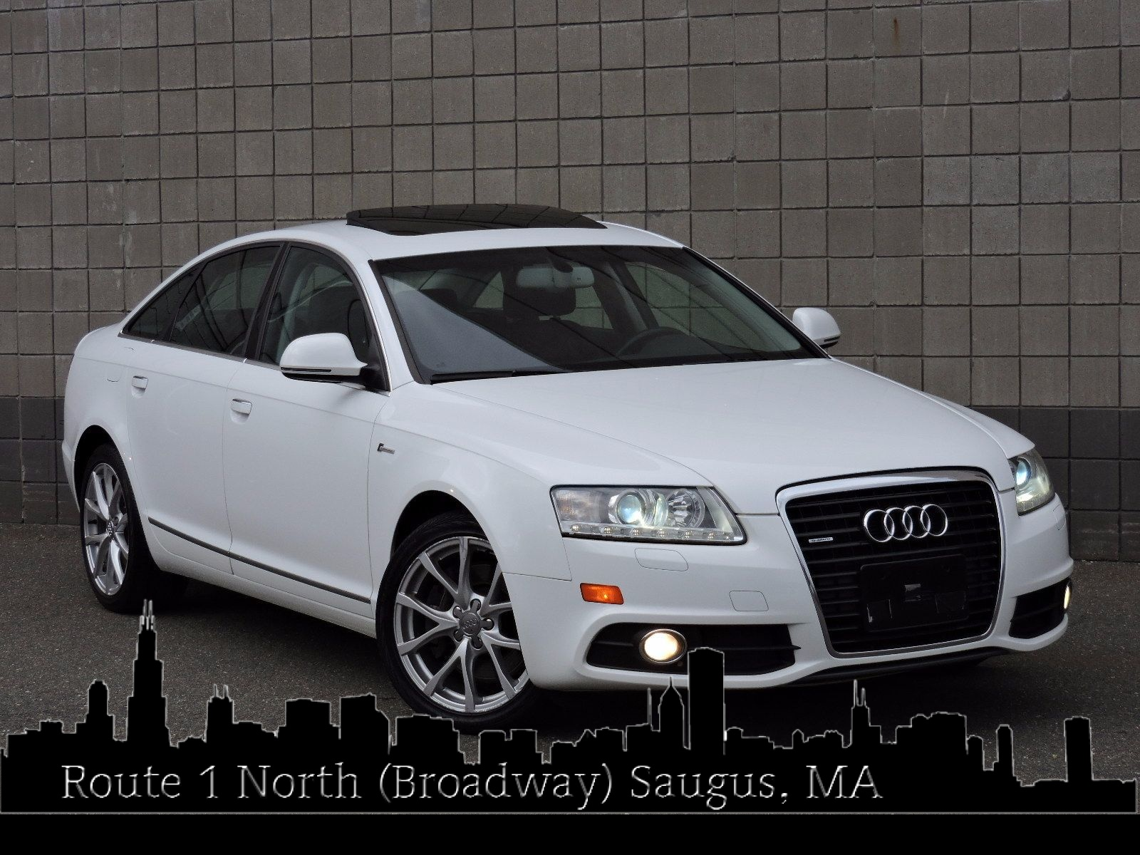 used 2011 audi a6 3 0t premium plus at auto house usa saugus. Black Bedroom Furniture Sets. Home Design Ideas
