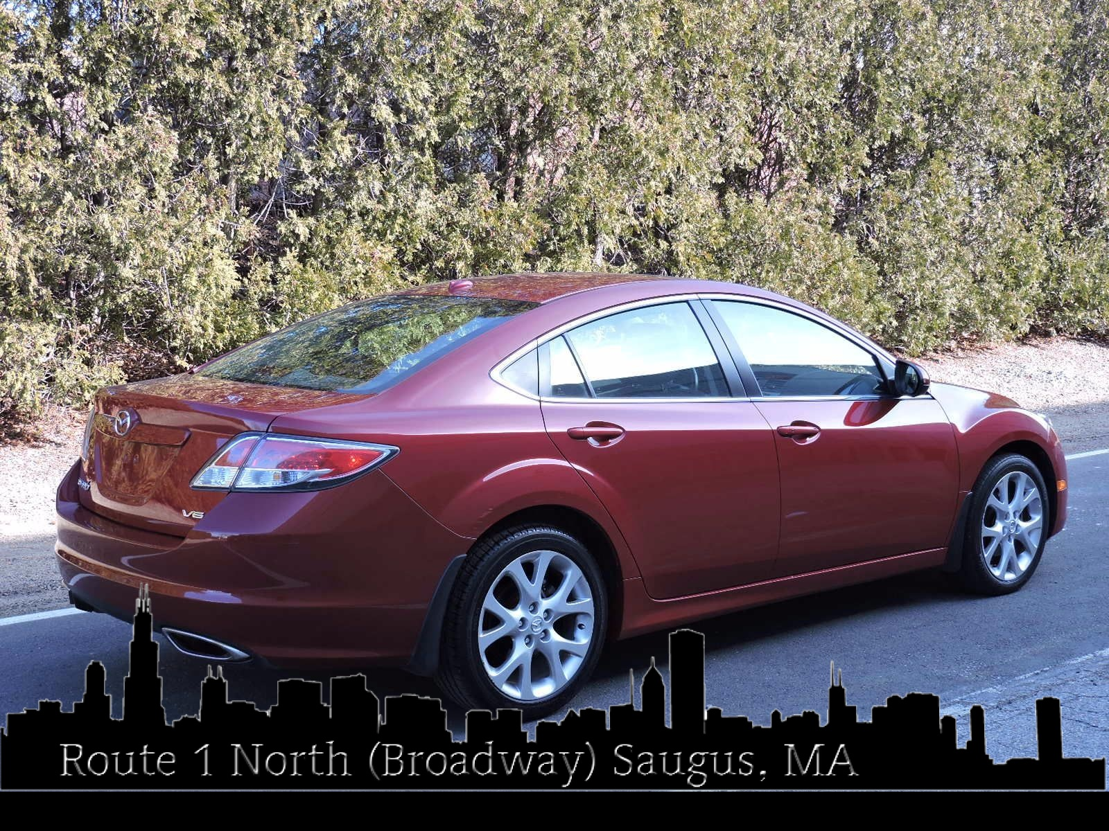 used 2009 mazda mazda6 s grand touring at auto house usa saugus. Black Bedroom Furniture Sets. Home Design Ideas