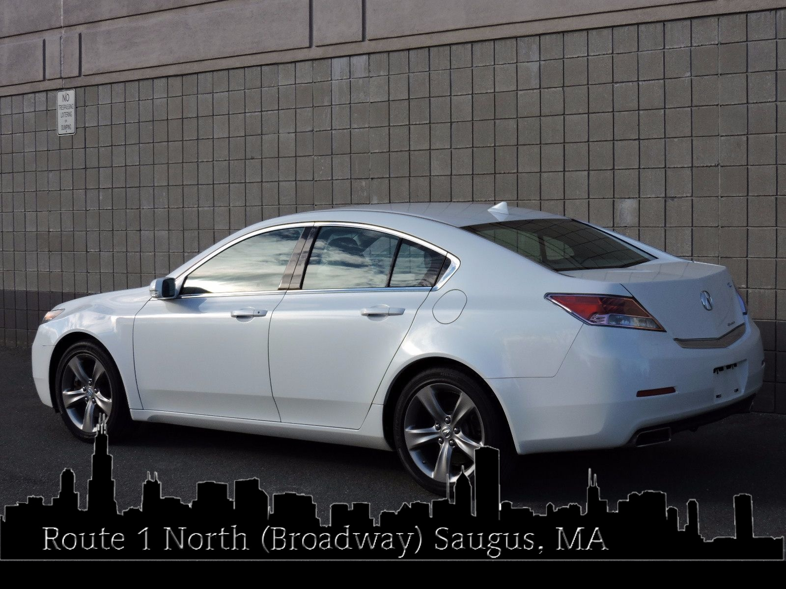 2013 Acura TL - All Wheel Drive