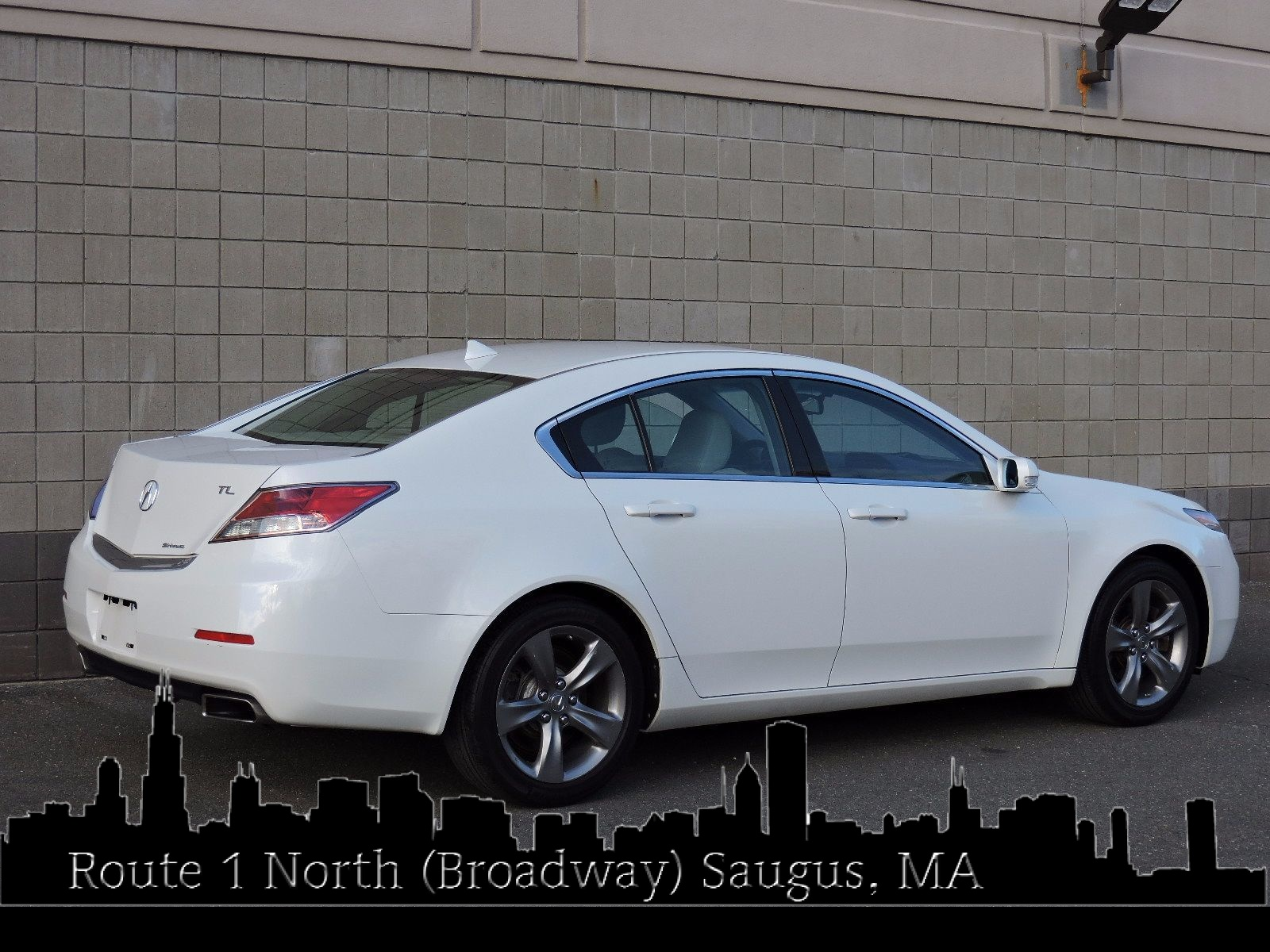 used 2013 acura tl sport 5 5l at auto house usa saugus. Black Bedroom Furniture Sets. Home Design Ideas