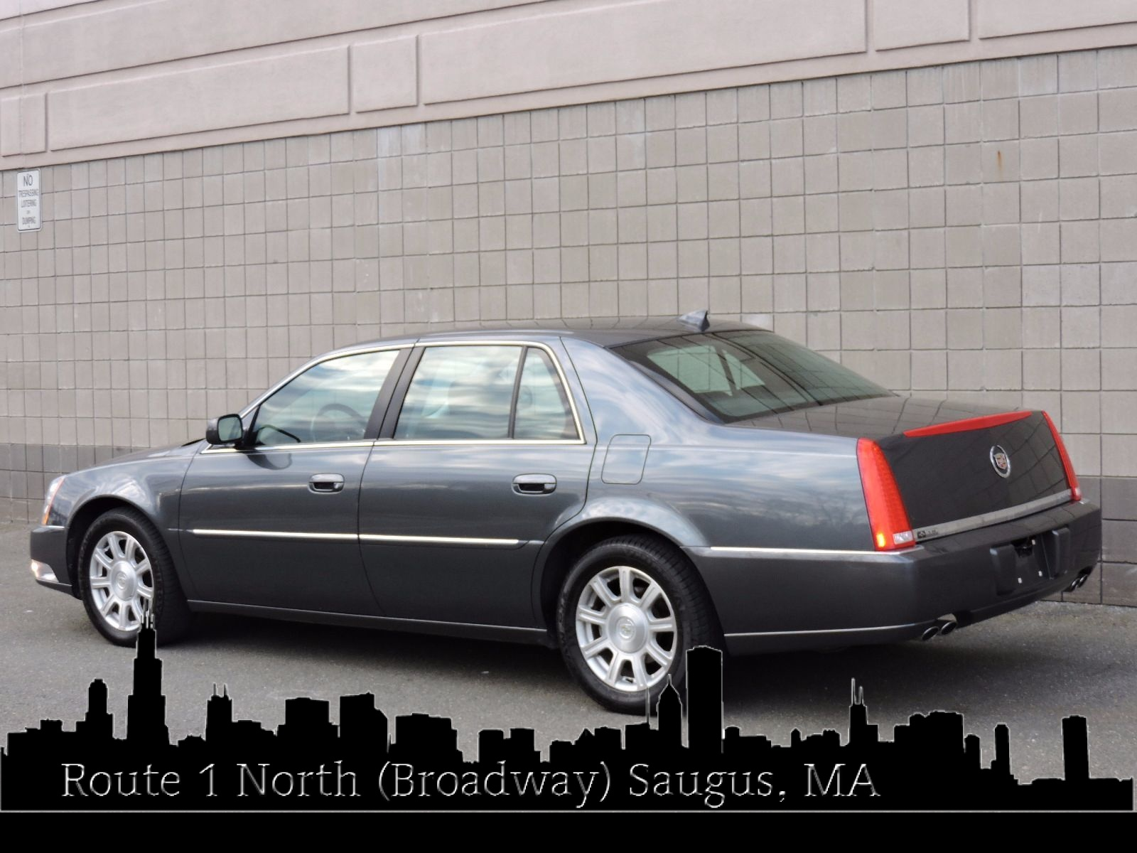 used 2011 cadillac dts c300 sport at auto house usa saugus. Black Bedroom Furniture Sets. Home Design Ideas