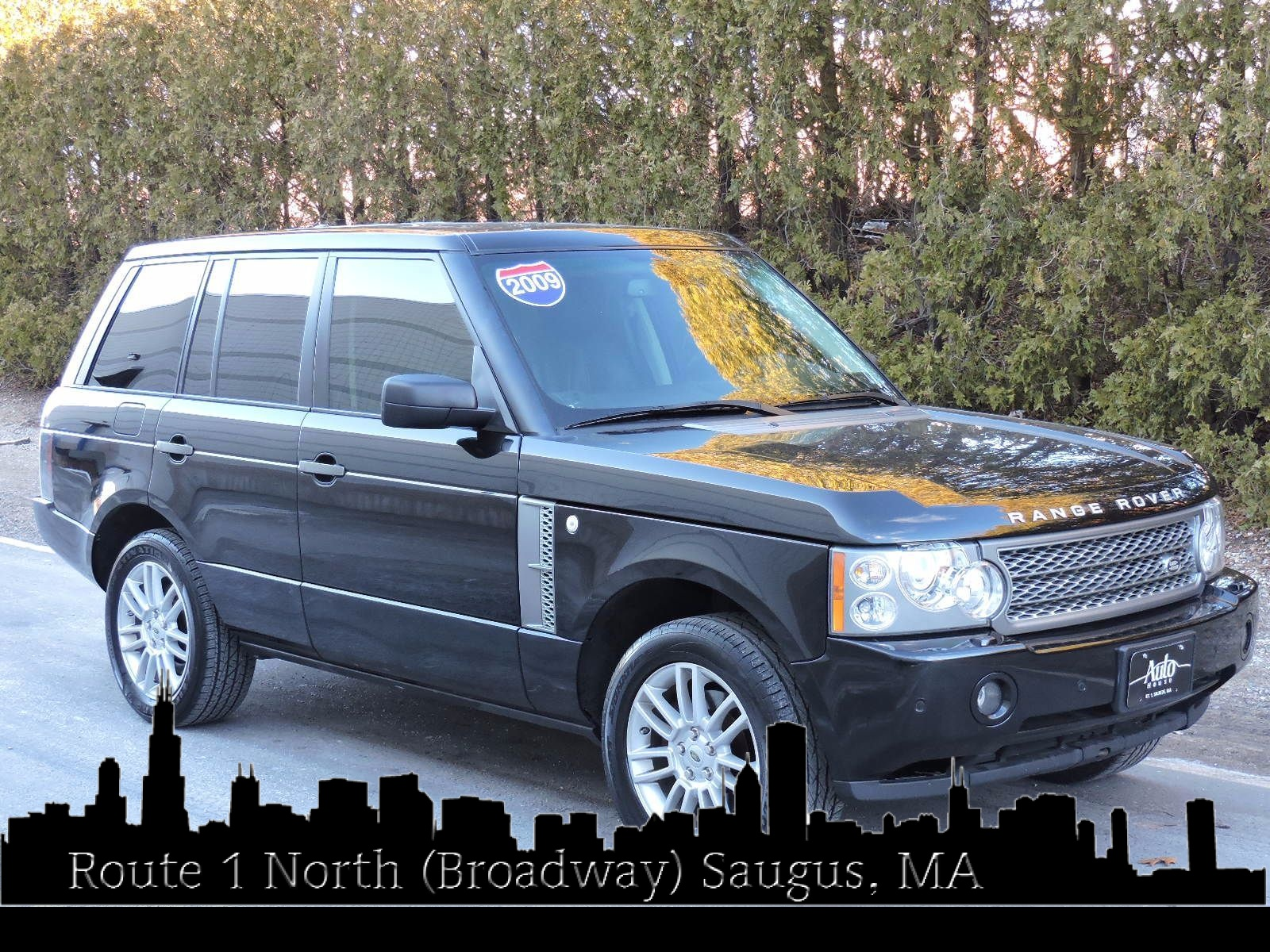 2009 Land Rover Range Rover HSE - All Wheel Drive - Navigation