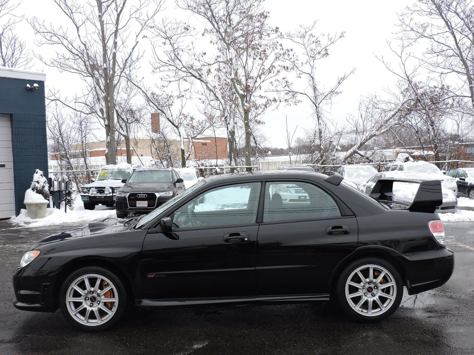 used 2007 subaru impreza sedan wrx sti at auto house usa saugus. Black Bedroom Furniture Sets. Home Design Ideas