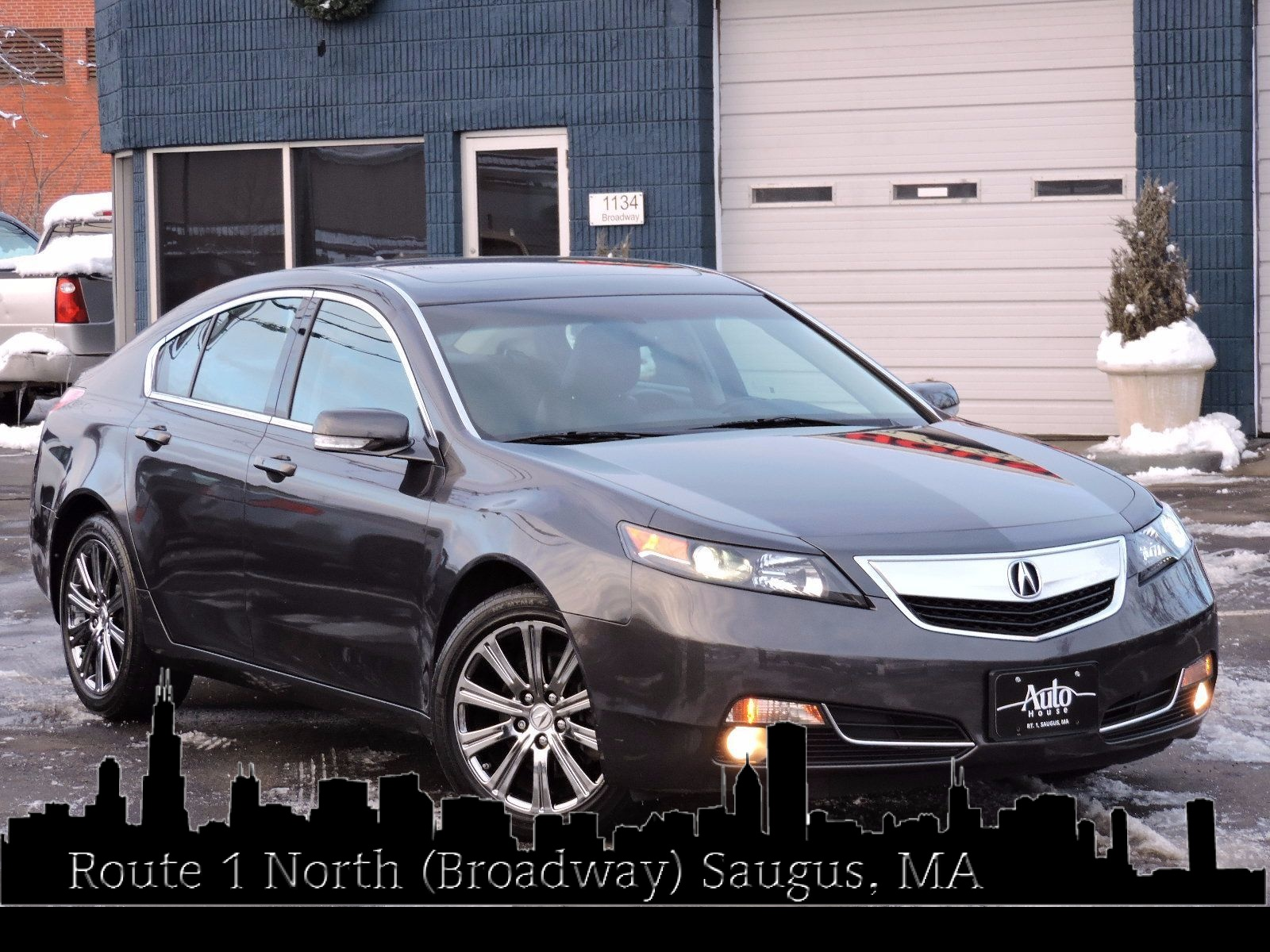 Used 2013 Acura Tl Special Edition At Auto House Usa Saugus
