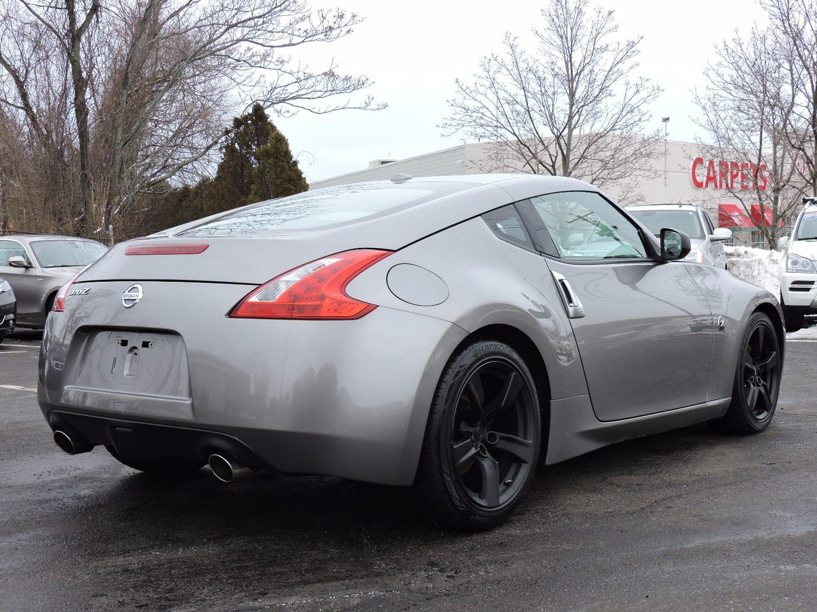 used 2009 nissan 370z touring at auto house usa saugus. Black Bedroom Furniture Sets. Home Design Ideas