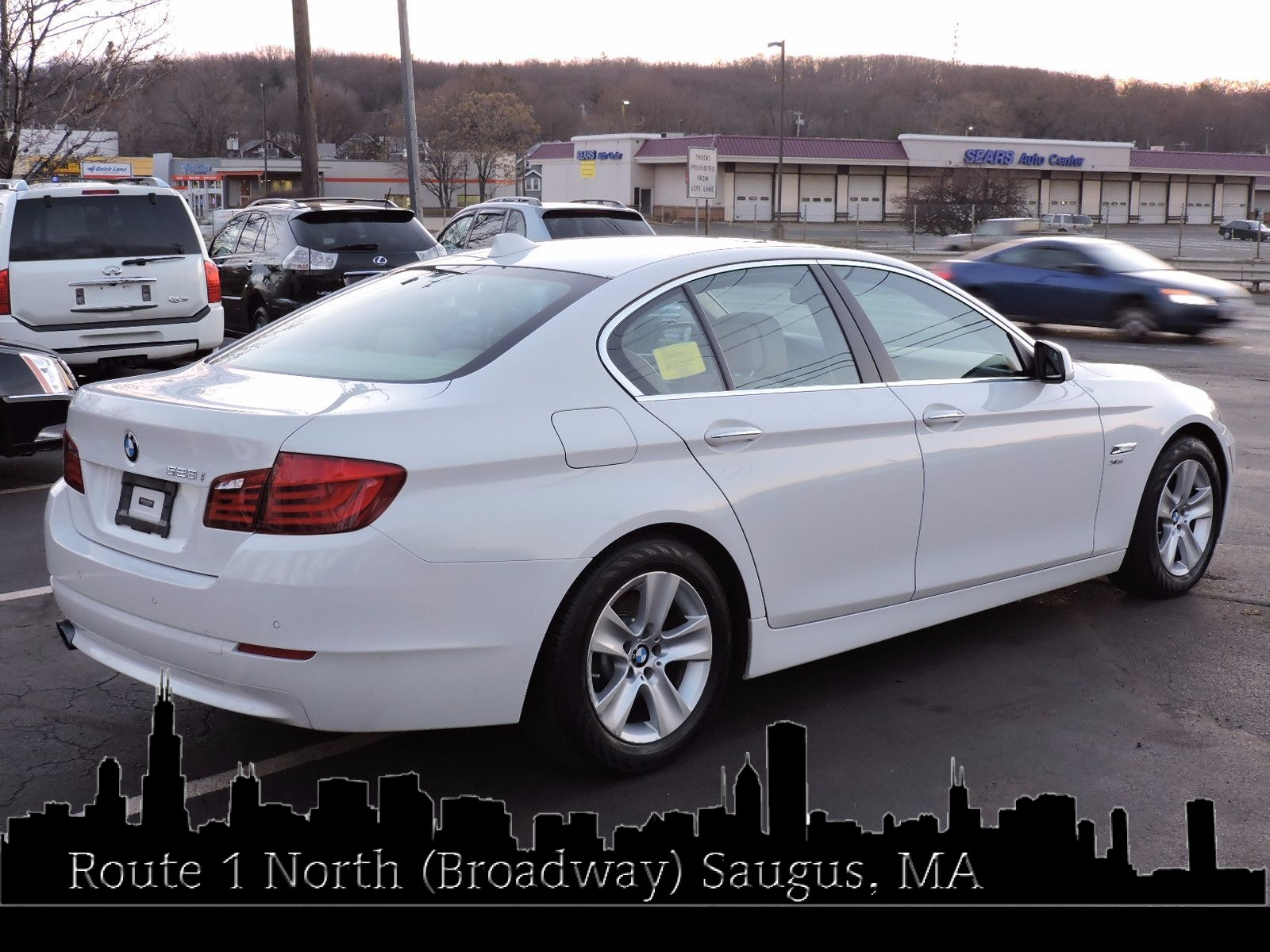 used 2012 bmw 528i xdrive 2 0t at auto house usa saugus. Black Bedroom Furniture Sets. Home Design Ideas