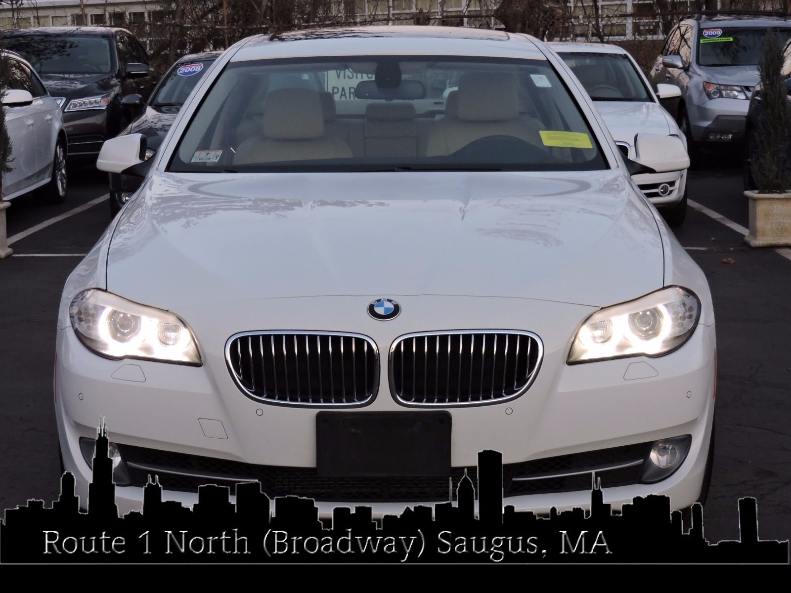 used 2012 bmw 528i xdrive premium at auto house usa saugus. Black Bedroom Furniture Sets. Home Design Ideas