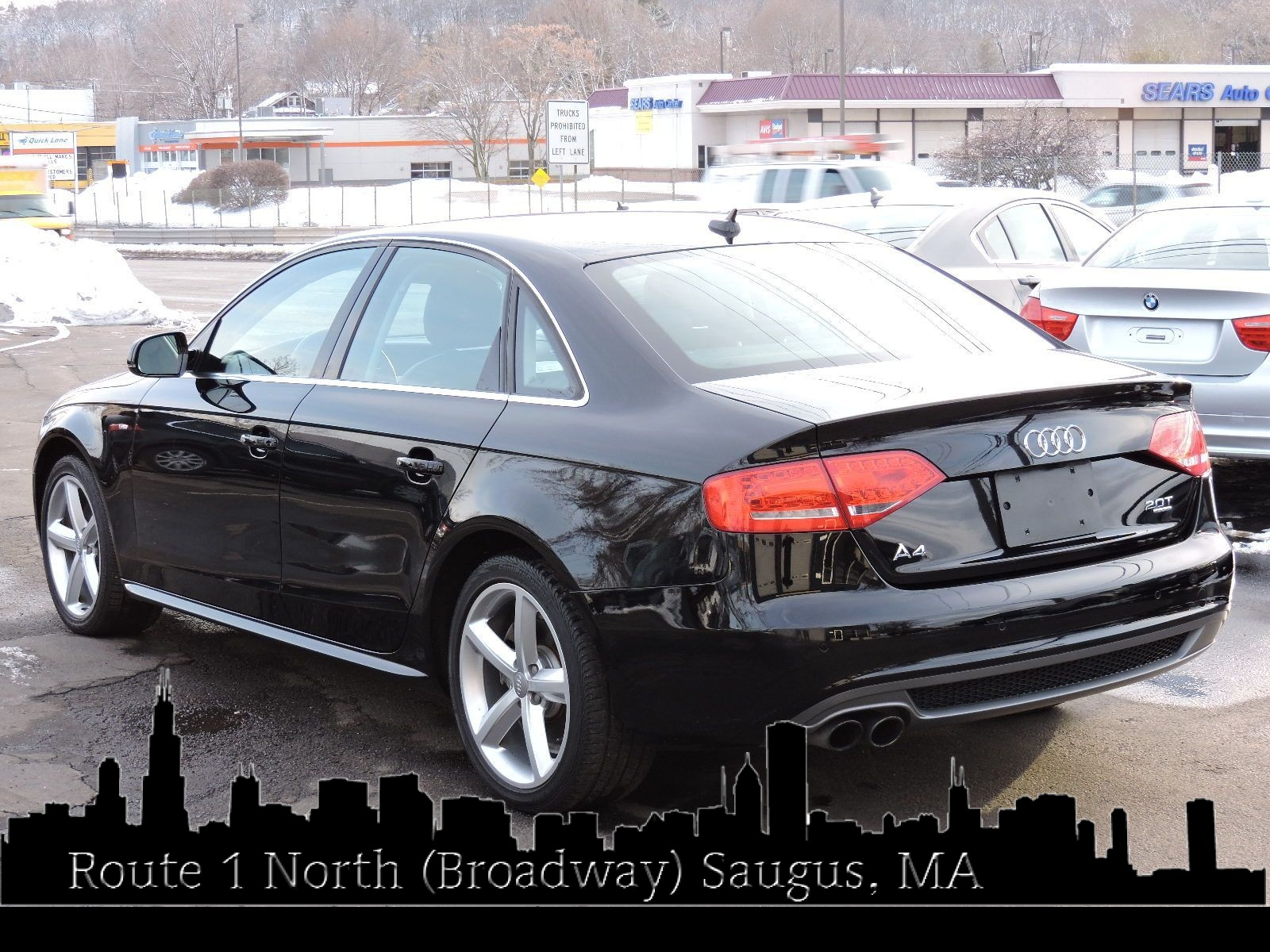 Used 2012 Audi A4 2 0t Prestige At Auto House Usa Saugus