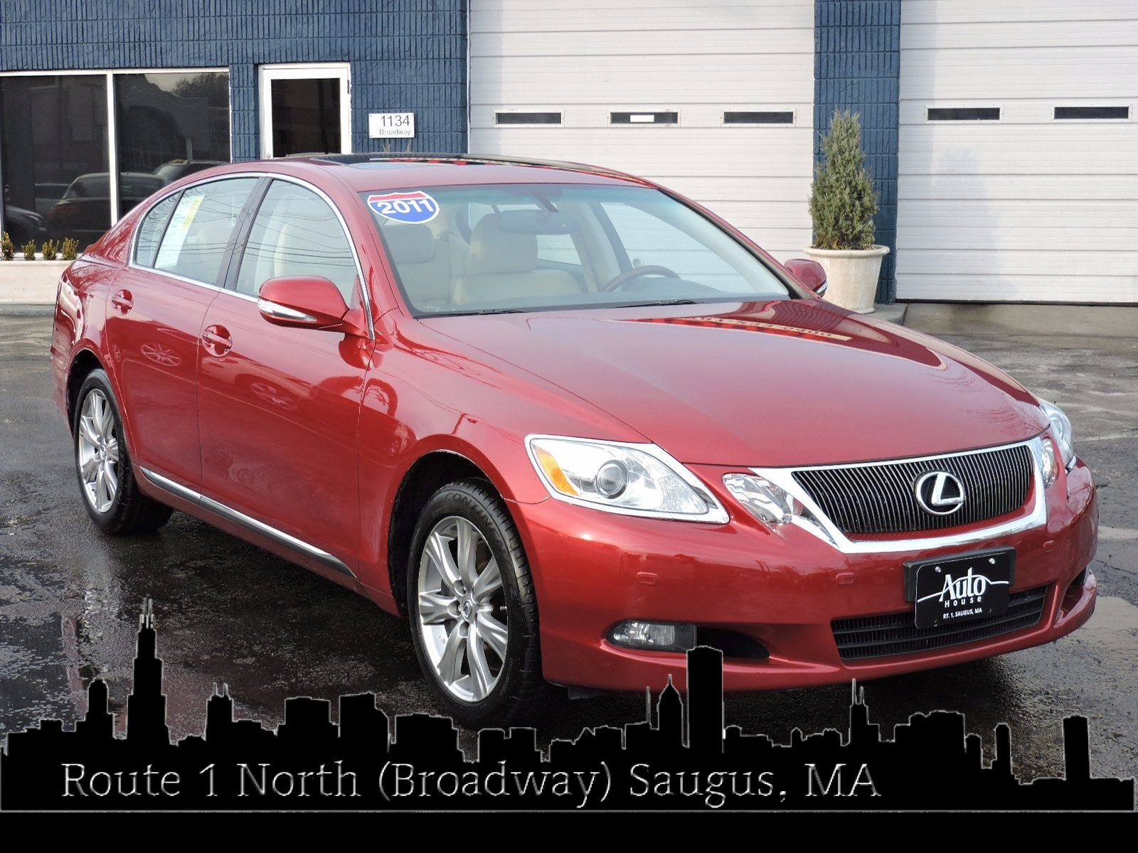 used 2011 lexus gs 350 2 0t prestige at auto house usa saugus. Black Bedroom Furniture Sets. Home Design Ideas