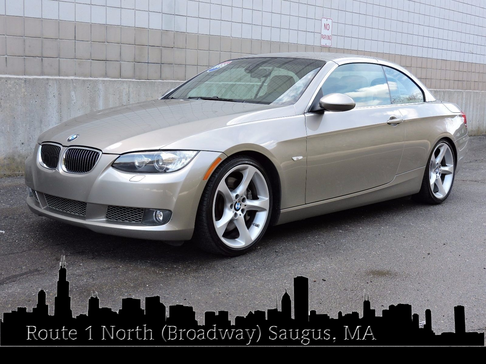 Used 2009 BMW 335i EX L at Auto House USA Saugus