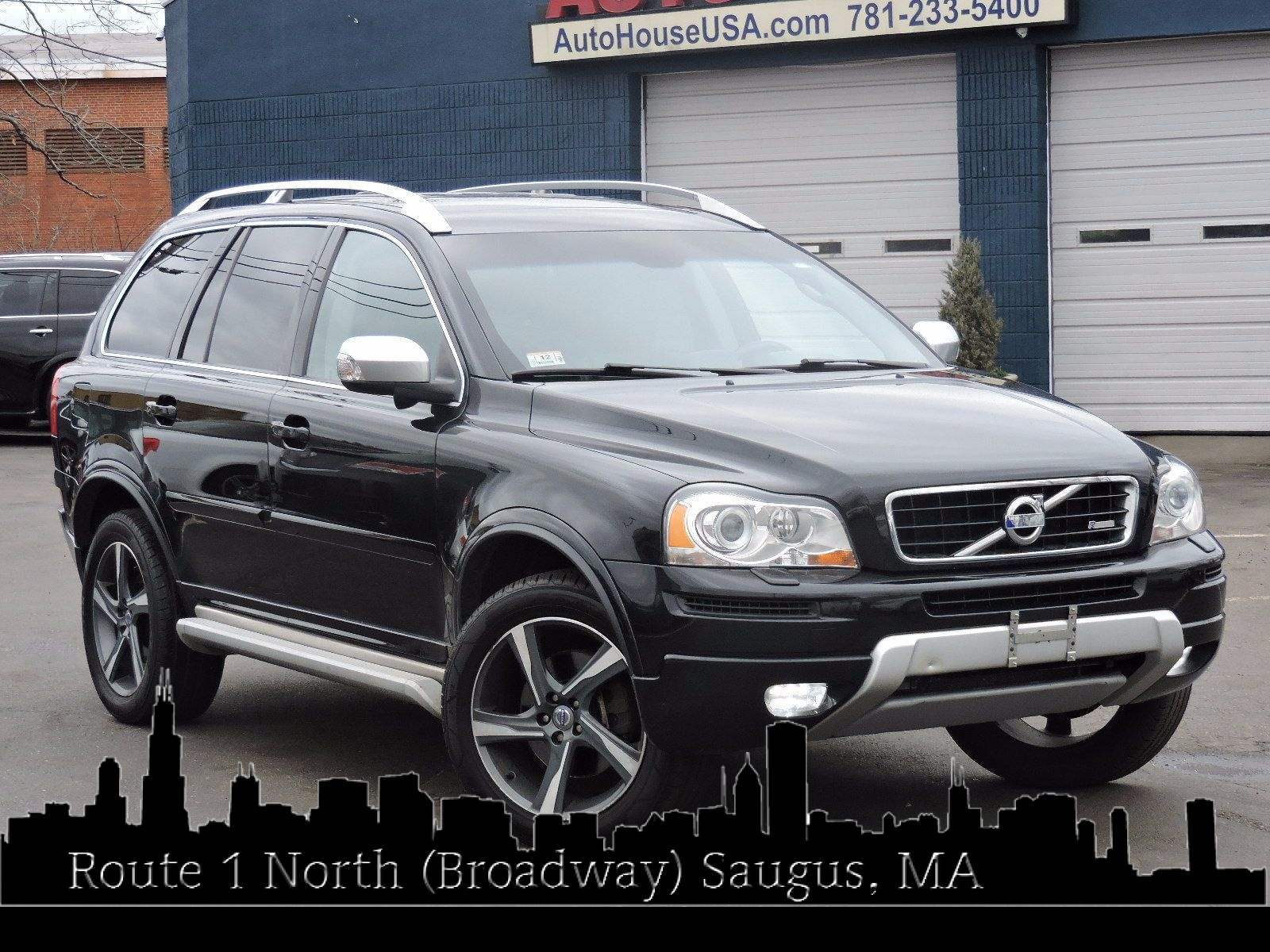 used 2013 volvo xc90 r design at auto house usa saugus. Black Bedroom Furniture Sets. Home Design Ideas