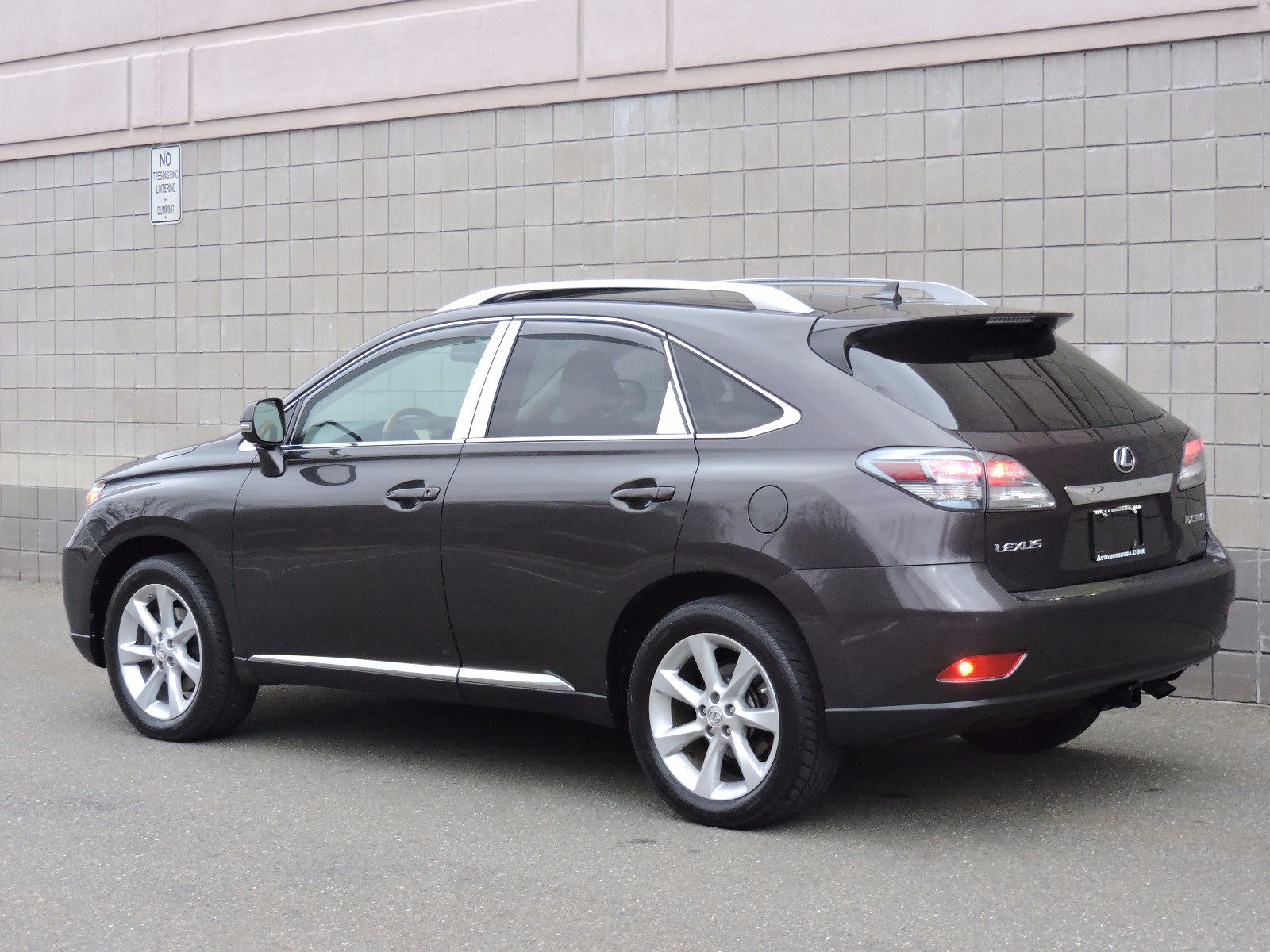 Lexus rx 2010 owners Manual