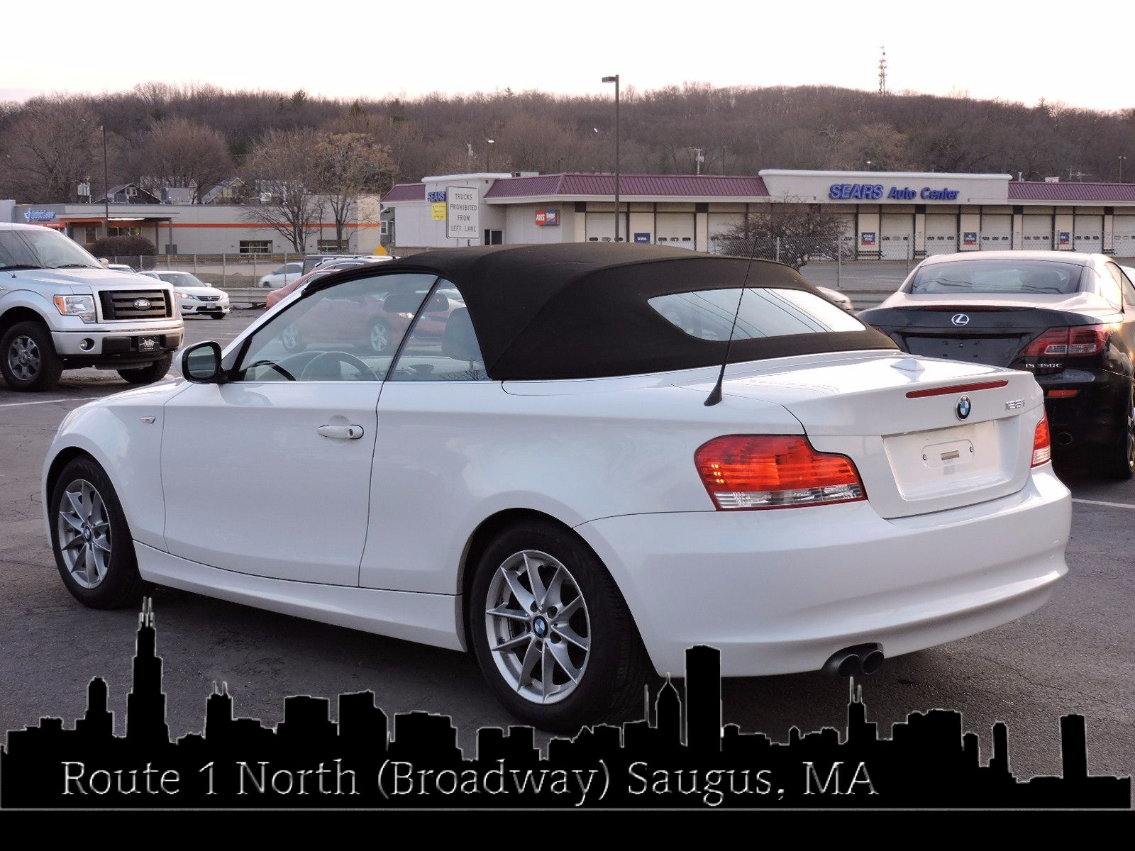 Used 2011 BMW 128i EX at Auto House USA Saugus