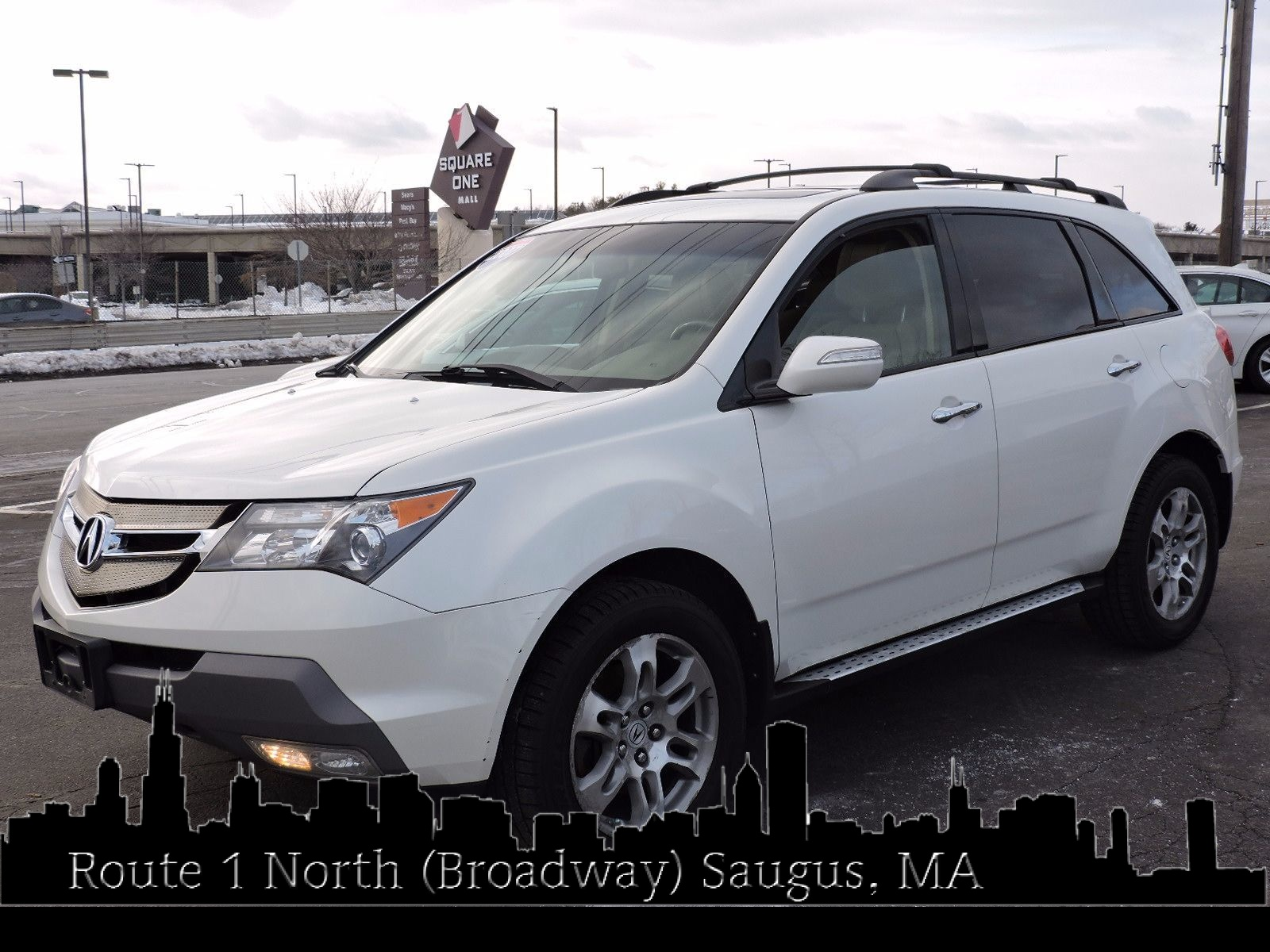 2007 Acura MDX - All Wheel Drive - Navigation - DVD