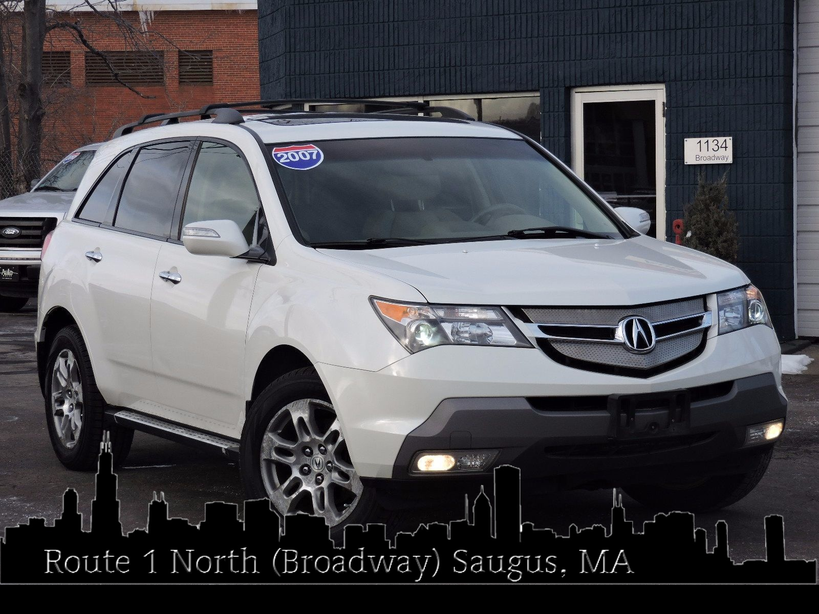 Worksheet. Used 2007 Acura MDX TechEntertainment Pkg at Auto House USA Saugus