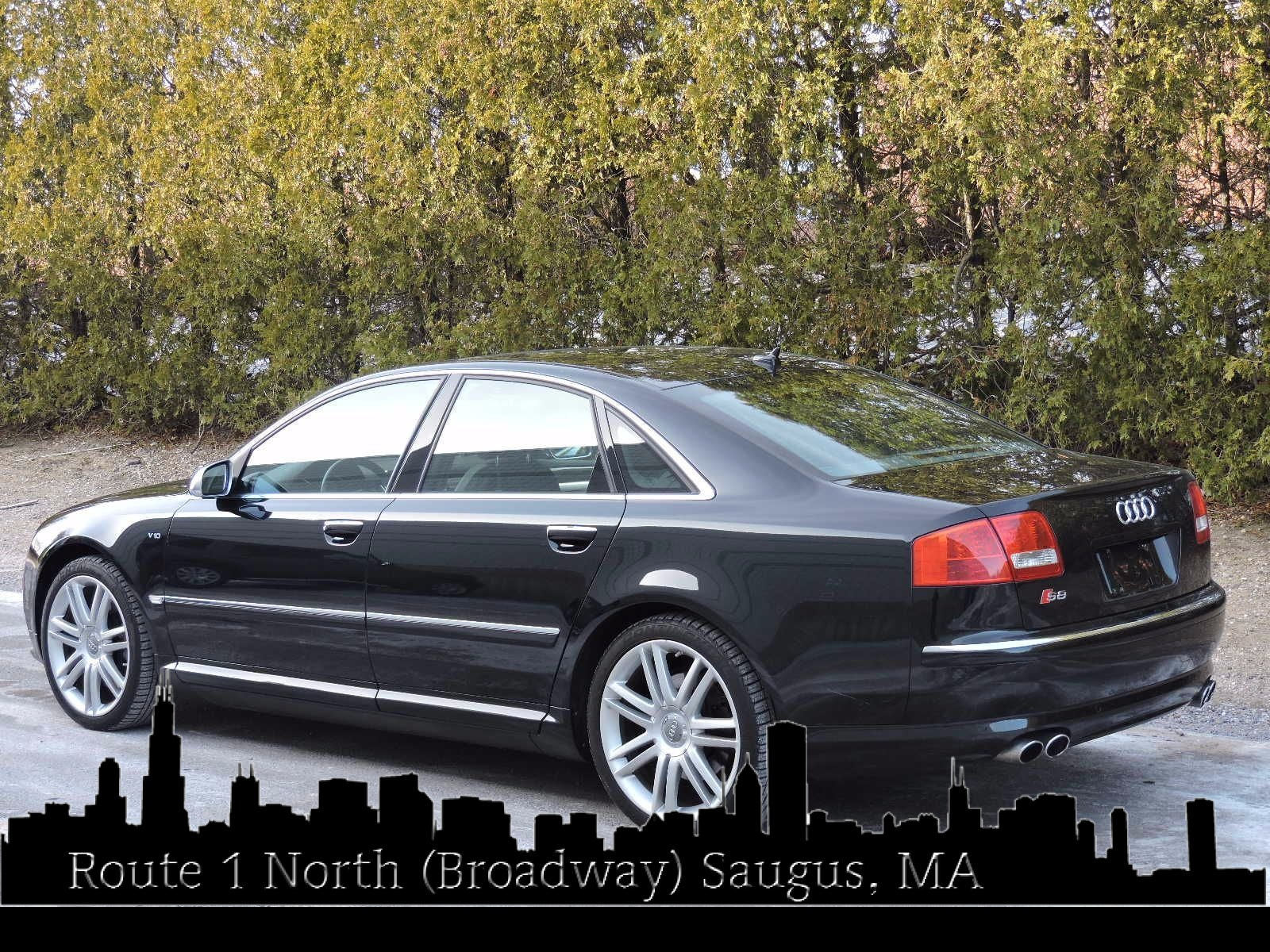 Used Audi S Prem At Auto House USA Saugus - 2007 audi s8