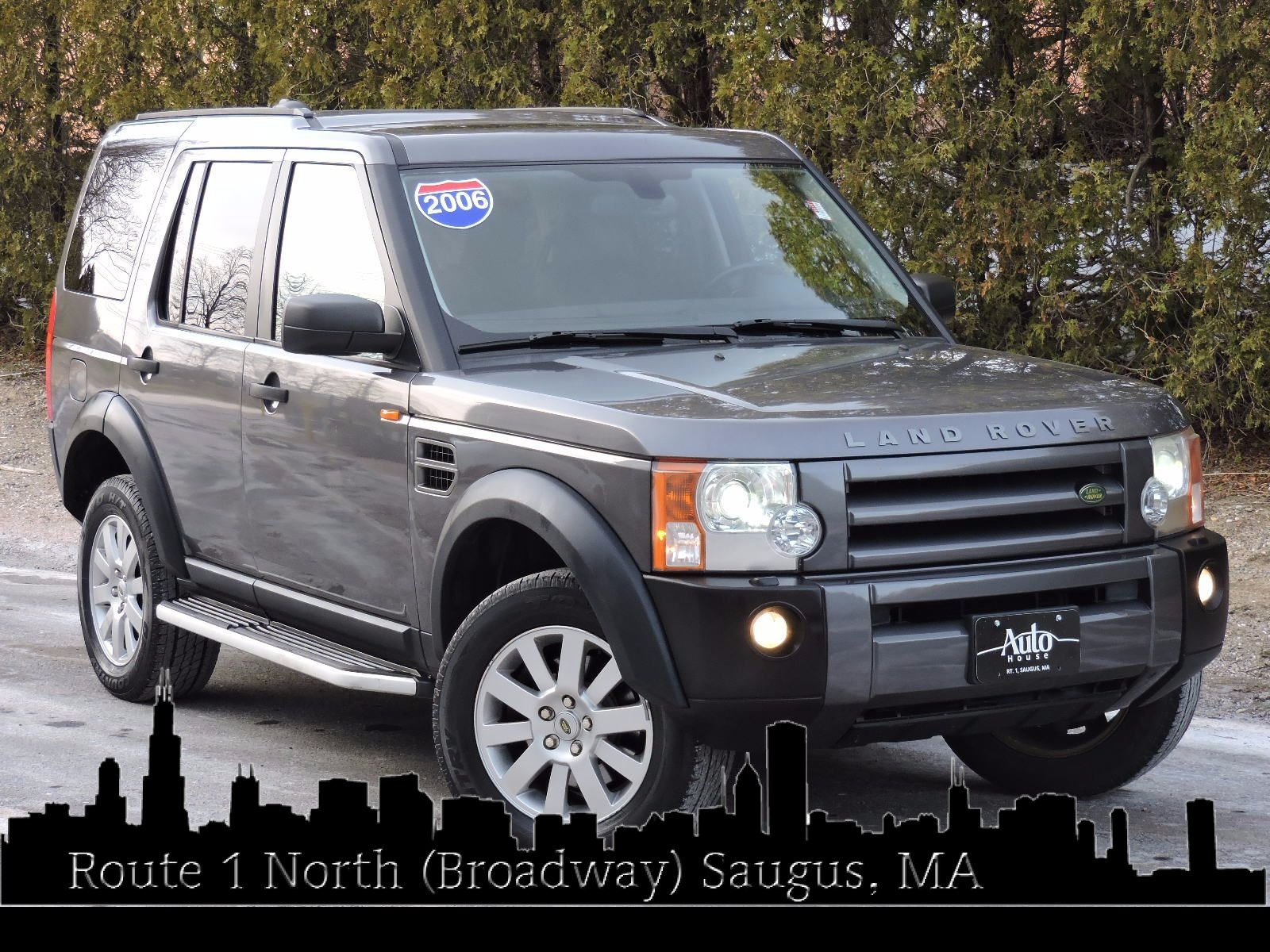 Used 2006 Land Rover LR3 SE at Auto House USA Saugus