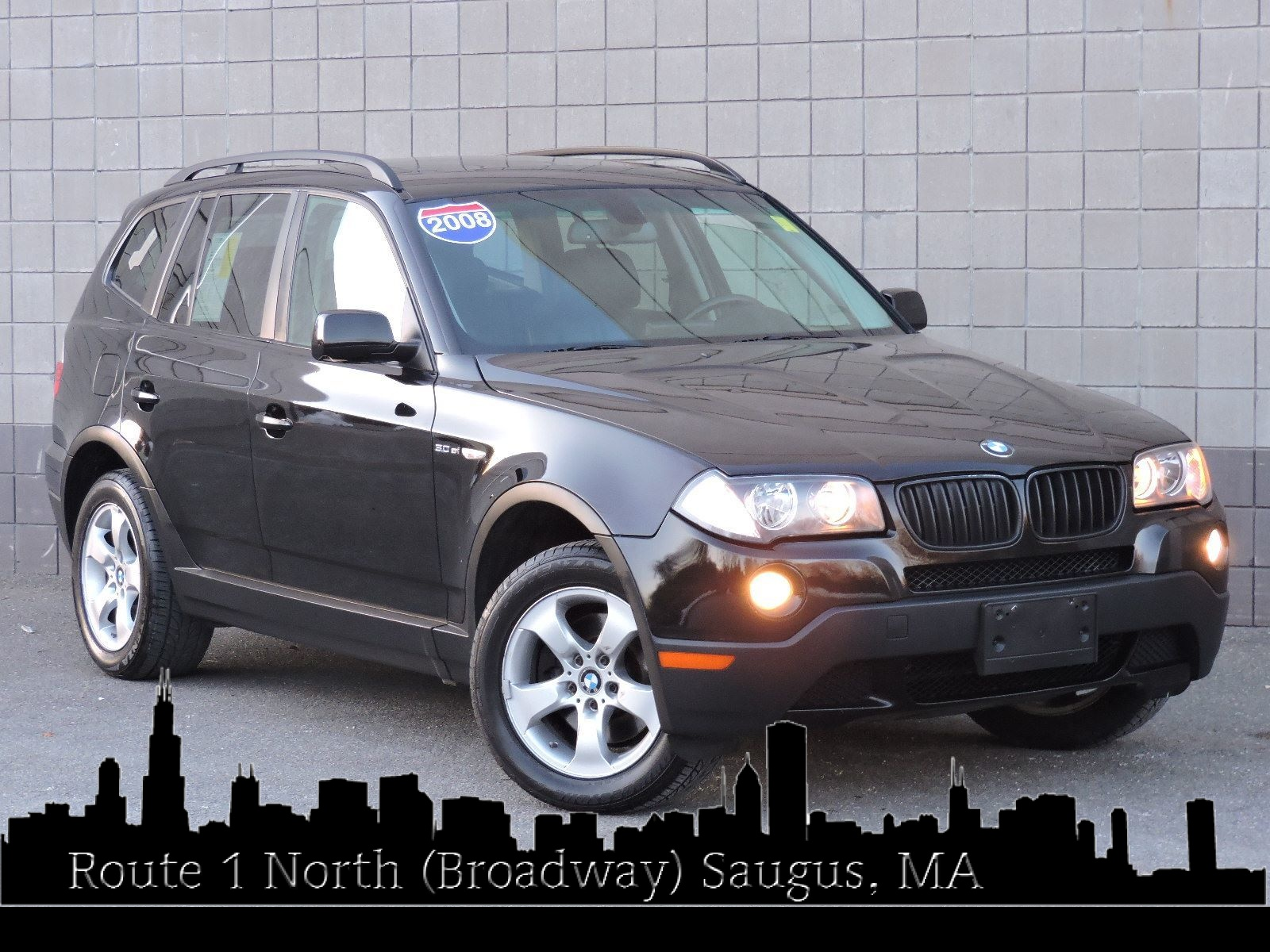 used 2008 bmw x3 at auto house usa saugus. Black Bedroom Furniture Sets. Home Design Ideas