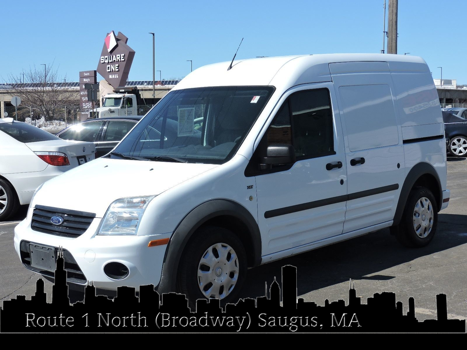 2011 ford transit connect van xlt