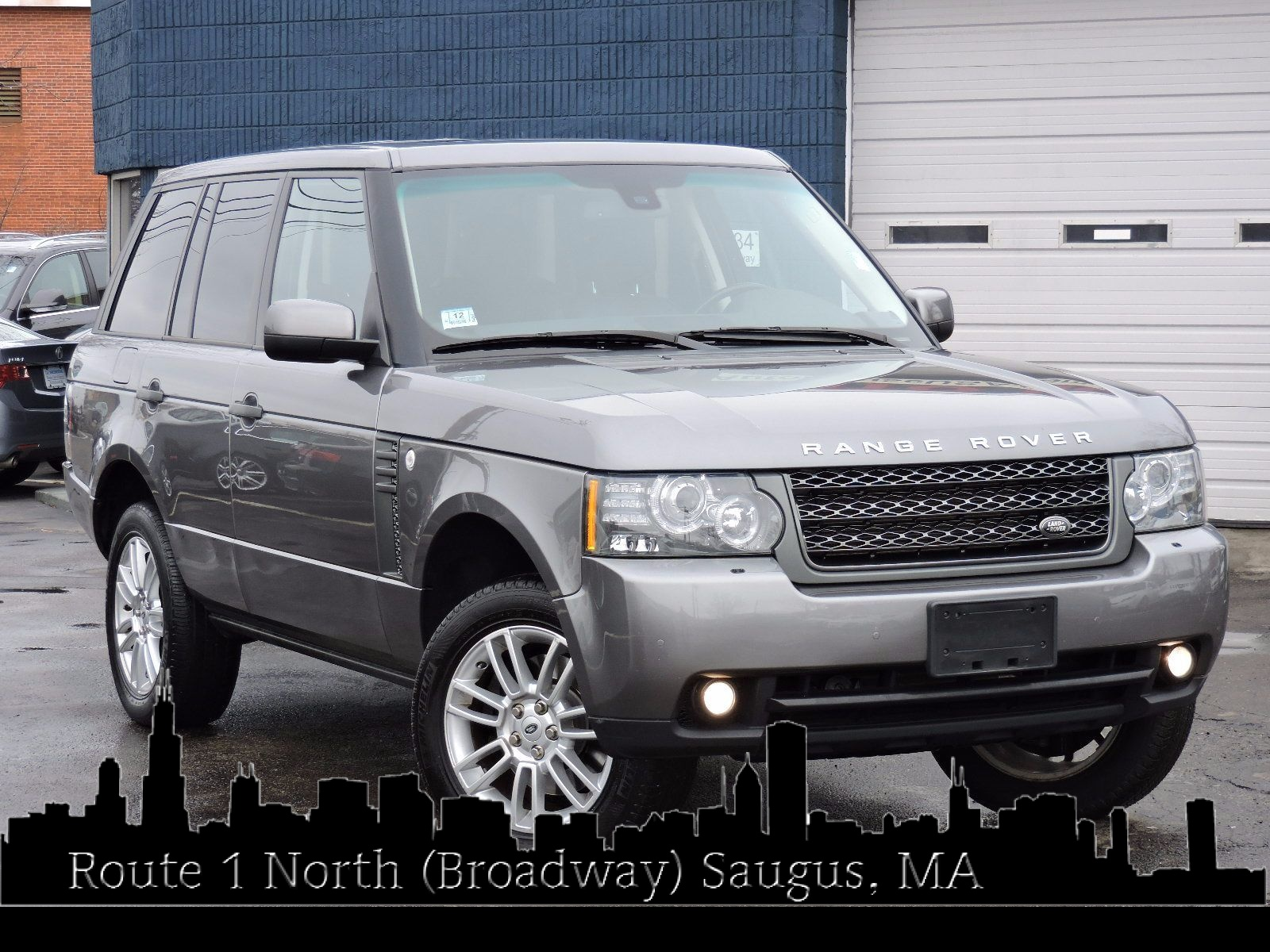 used 2011 land rover range rover hse at auto house usa saugus. Black Bedroom Furniture Sets. Home Design Ideas
