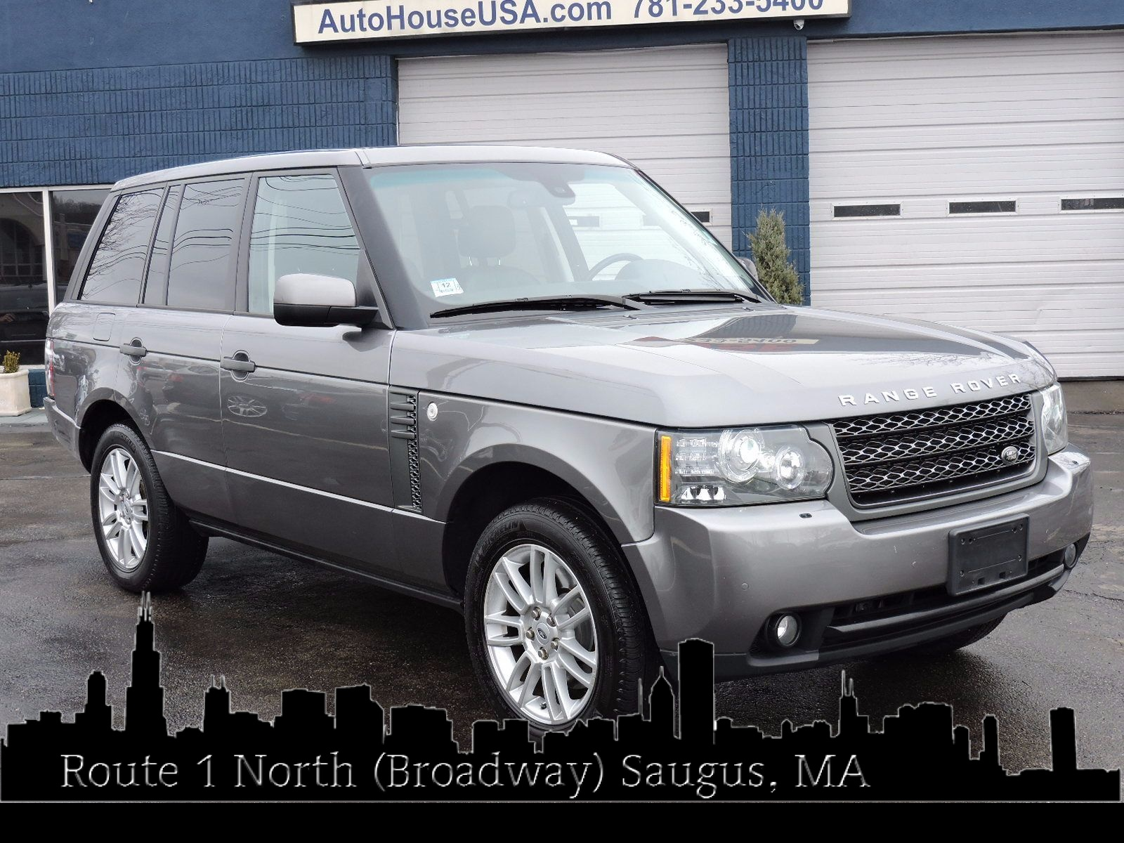 2011 Land Rover Range Rover - HSE - All Wheel Drive - Navigation
