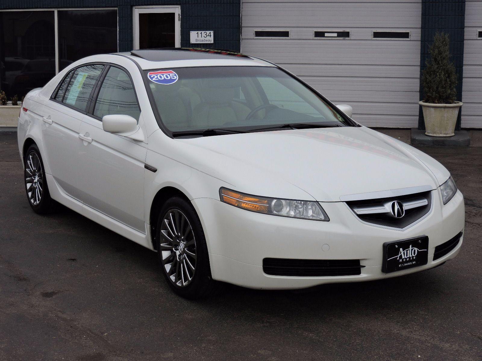 used 2005 acura tl special edition at auto house usa saugus. Black Bedroom Furniture Sets. Home Design Ideas