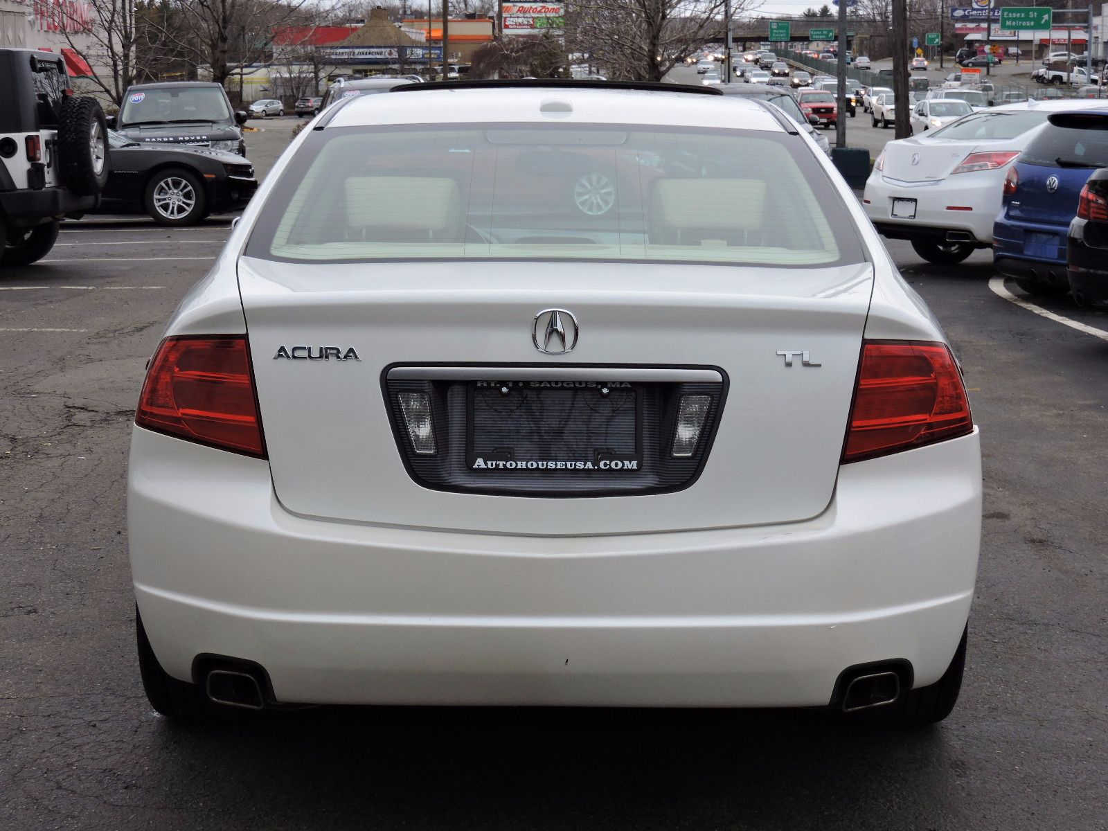 Acura Dealership Hours Used 2005 Acura Tl Special Edition