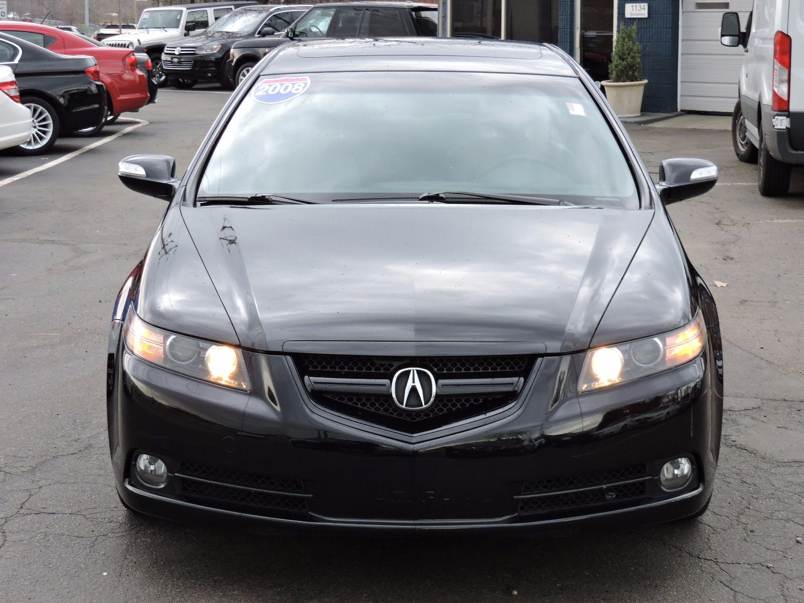 used 2008 acura tl type s at auto house usa saugus