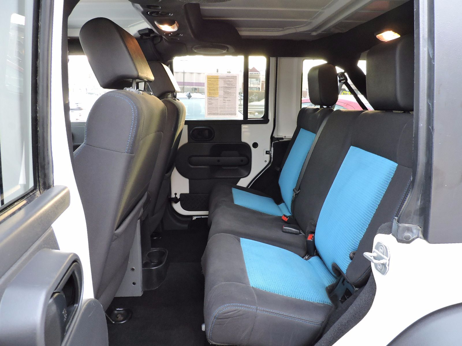 2010 Jeep Wrangler Unlimited 4x4