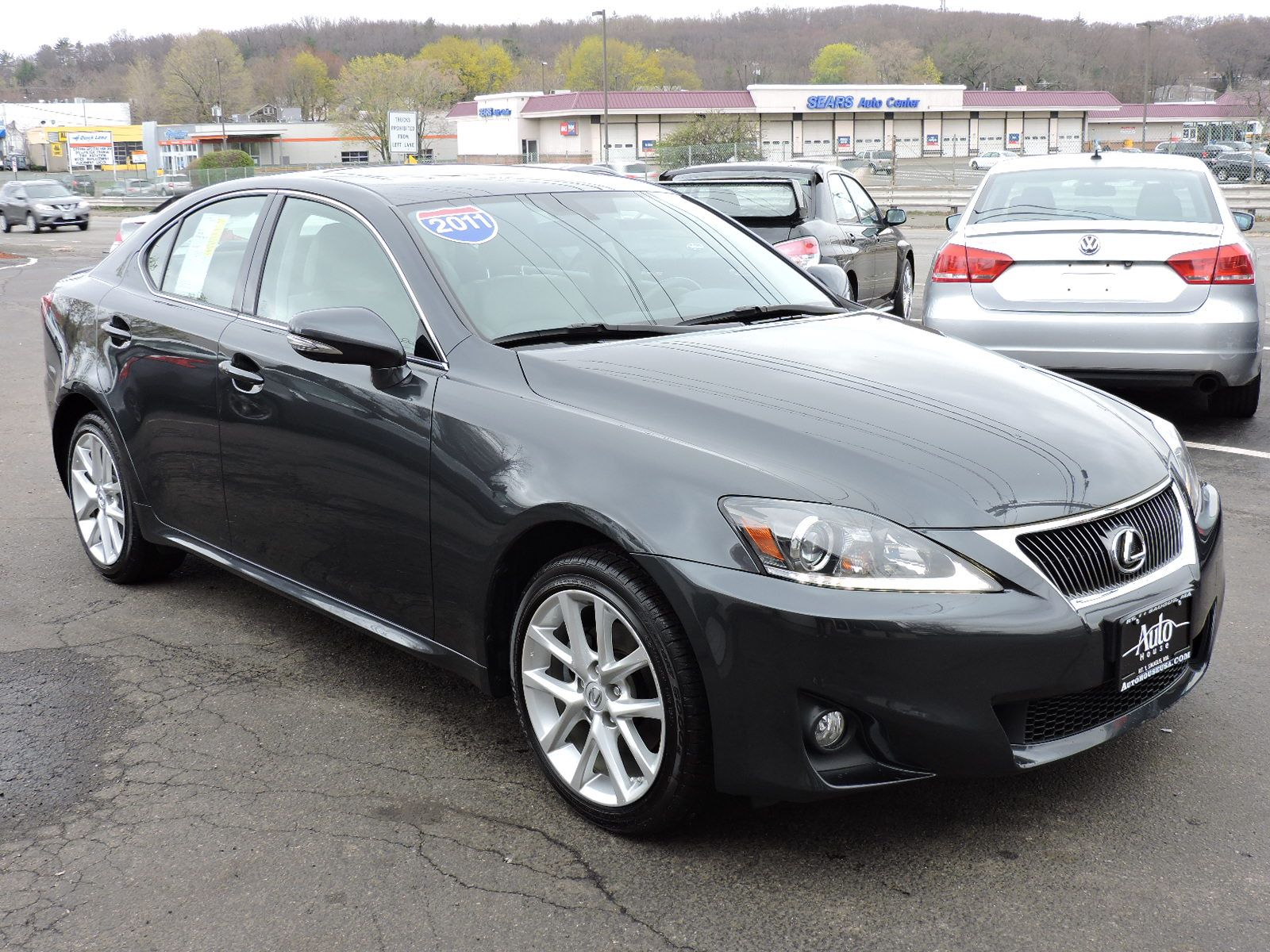 used 2011 lexus is 250 w1sa at auto house usa saugus. Black Bedroom Furniture Sets. Home Design Ideas