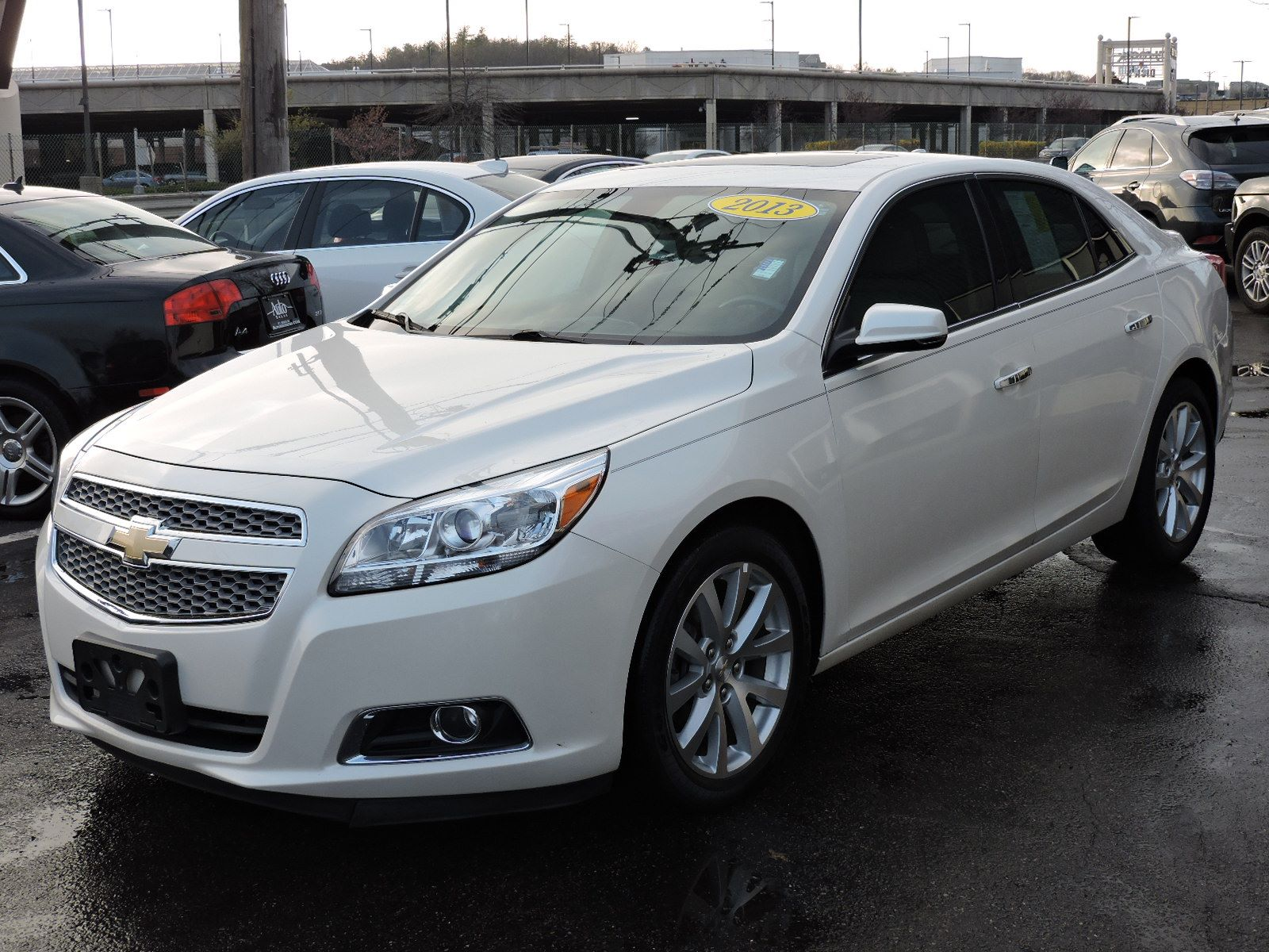malibu chevrolet for used sale carfax photos with