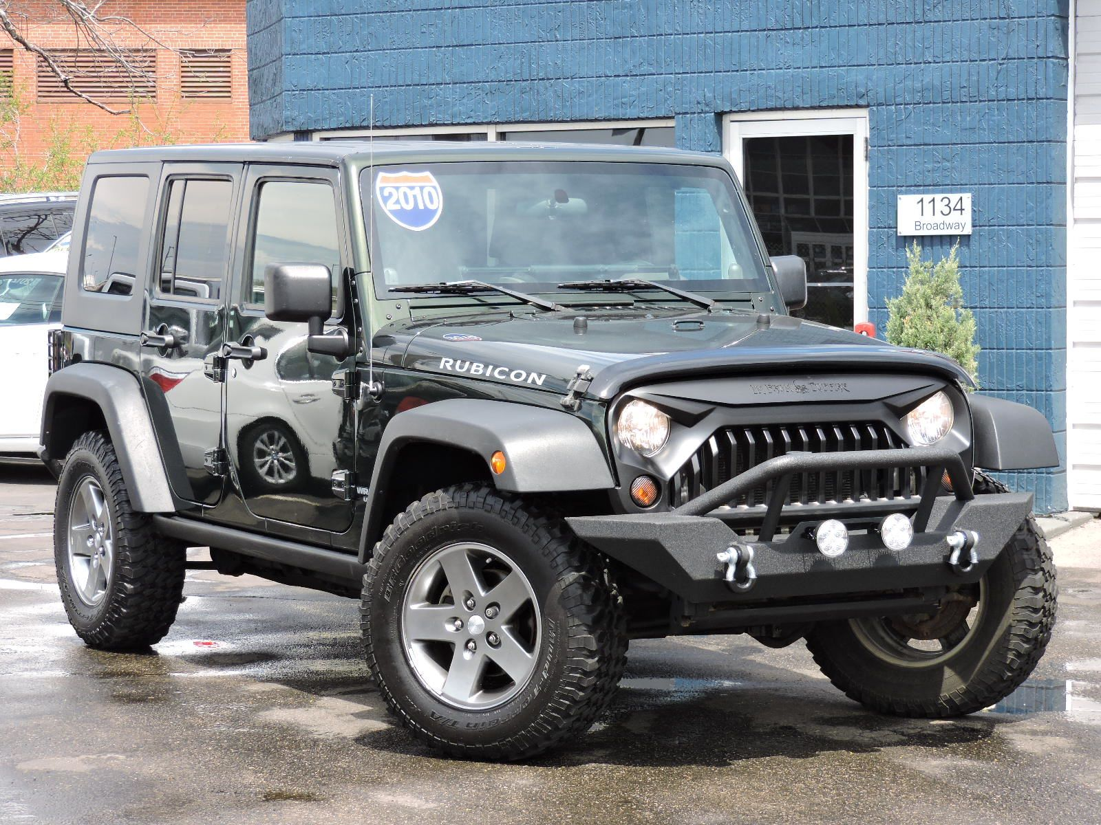 2010 Jeep Wrangler Unlimited 4x4 Rubicon Unlimited