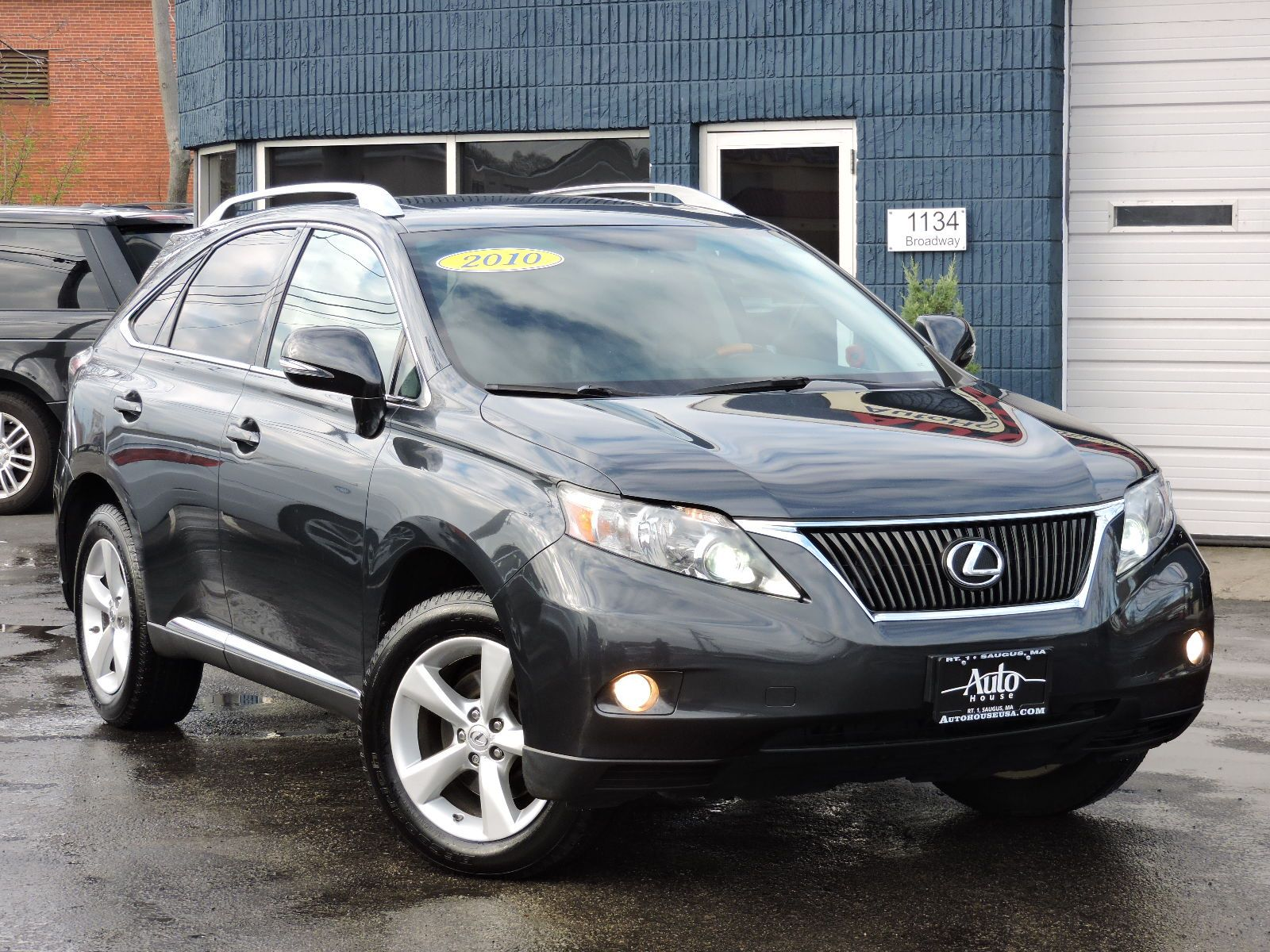 used 2010 lexus rx 350 sl at auto house usa saugus. Black Bedroom Furniture Sets. Home Design Ideas