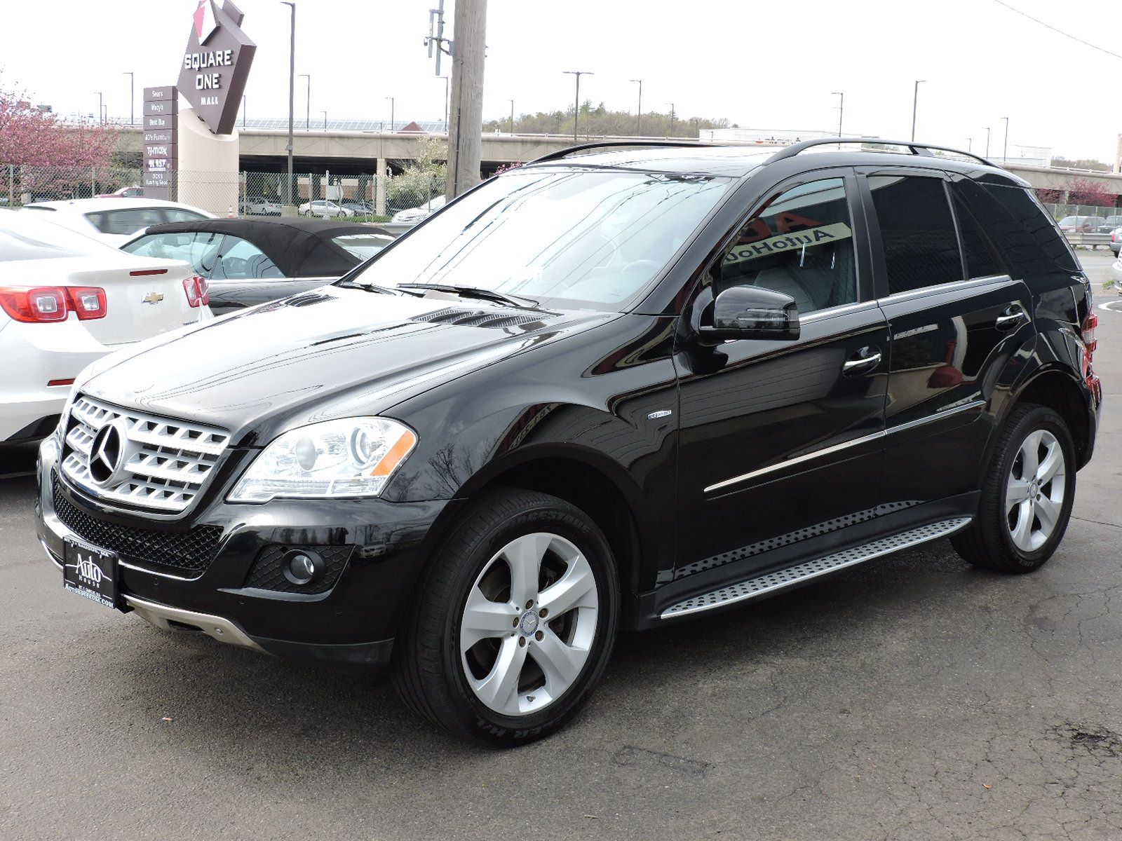 used 2011 mercedes benz ml 350 ml 350 bluetec at auto house usa saugus. Black Bedroom Furniture Sets. Home Design Ideas