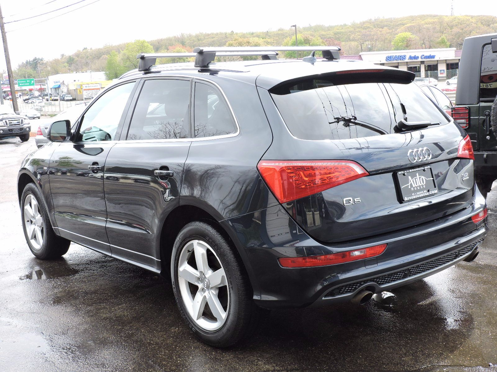 2012 Audi Q5 3.2 - S-Line - Quattro - All Wheel Drive