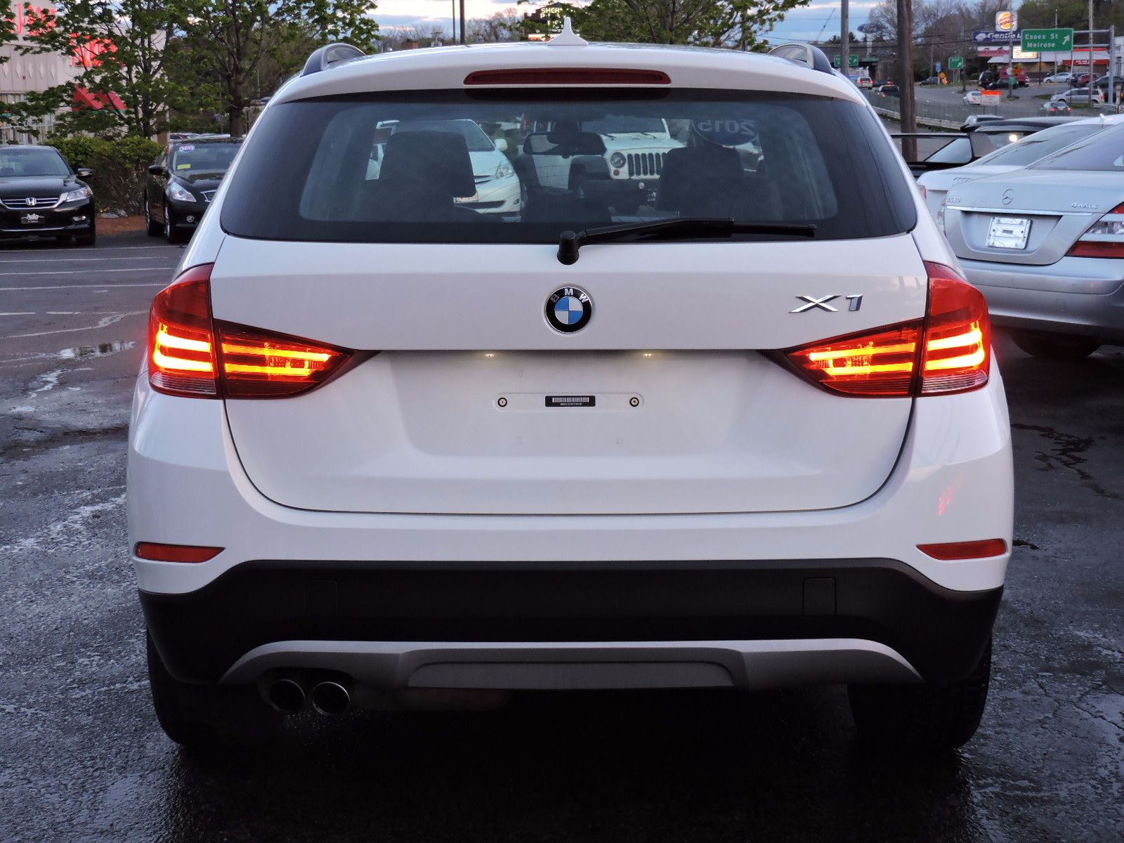 2015 BMW X1 xDrive28i - All Wheel Drive