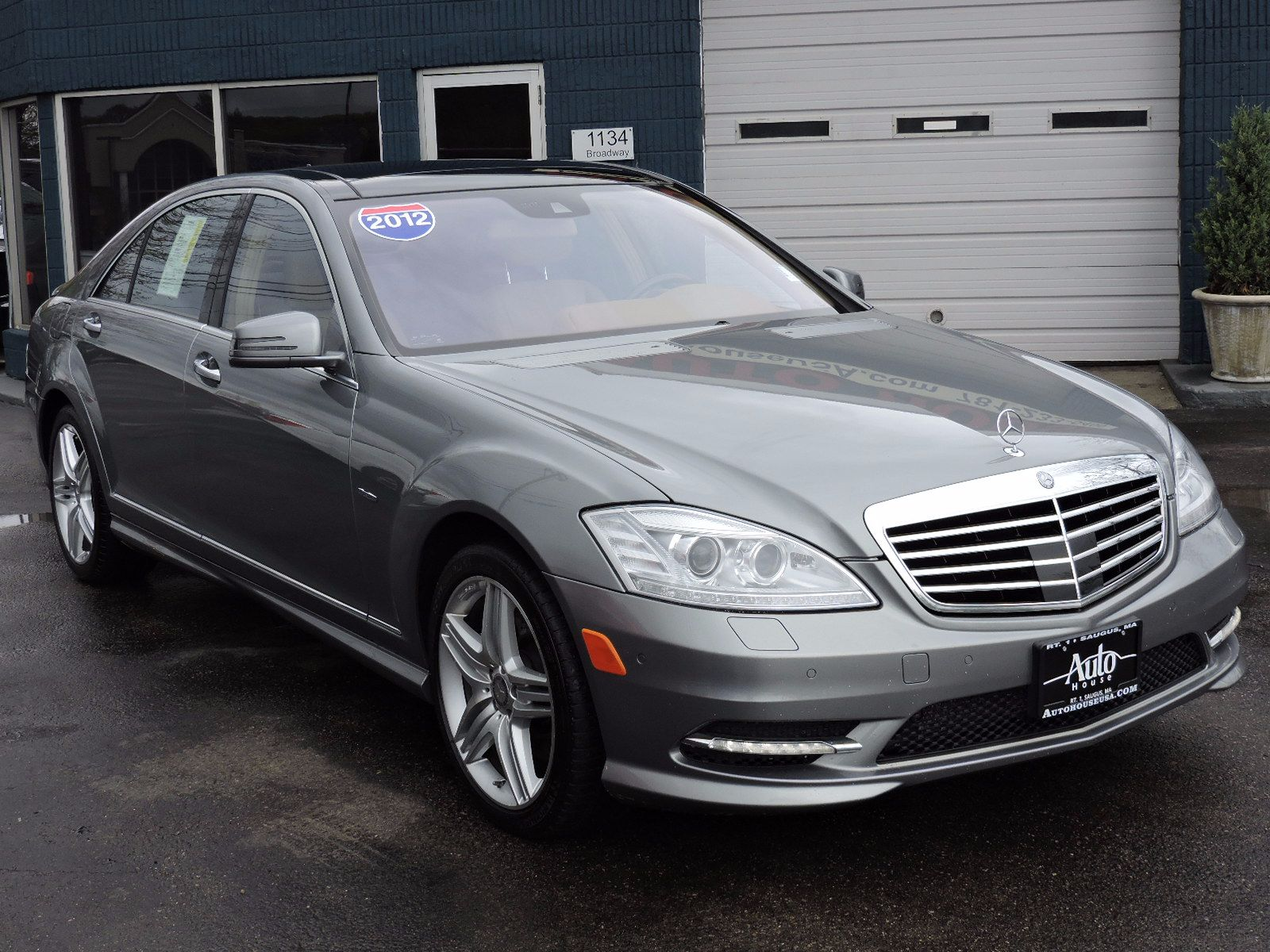 used 2012 mercedes benz s 550 at auto house usa saugus
